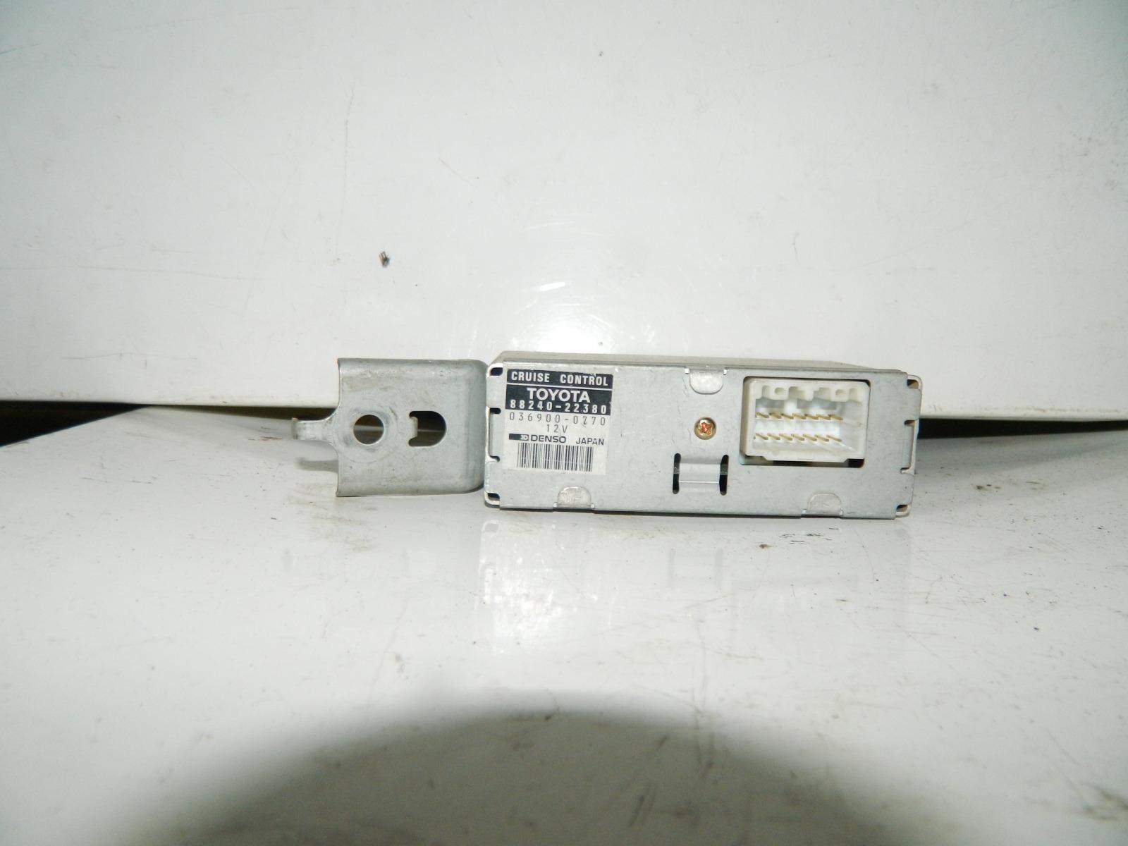 Блок управления круиз-контролем Toyota Cresta JZX100 (б/у)
