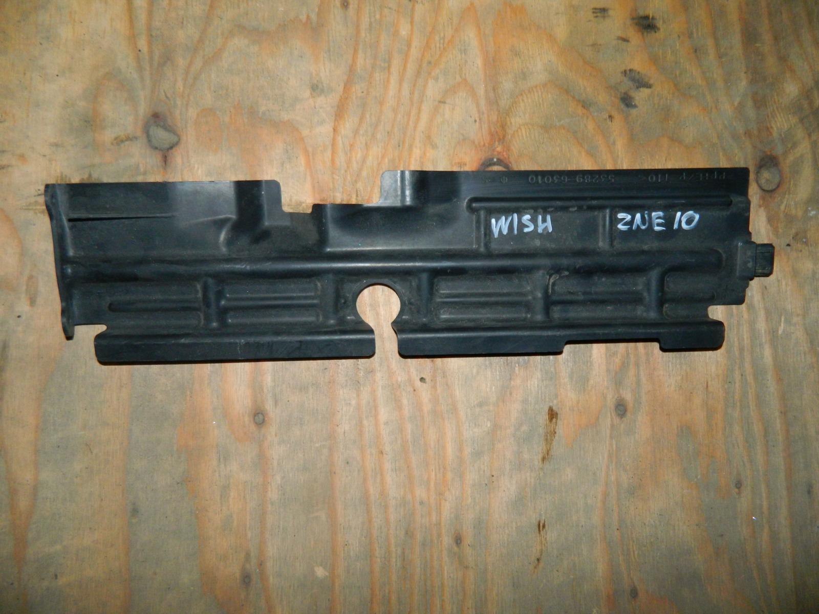 Защита радиатора Toyota Wish ZNE10 (б/у)