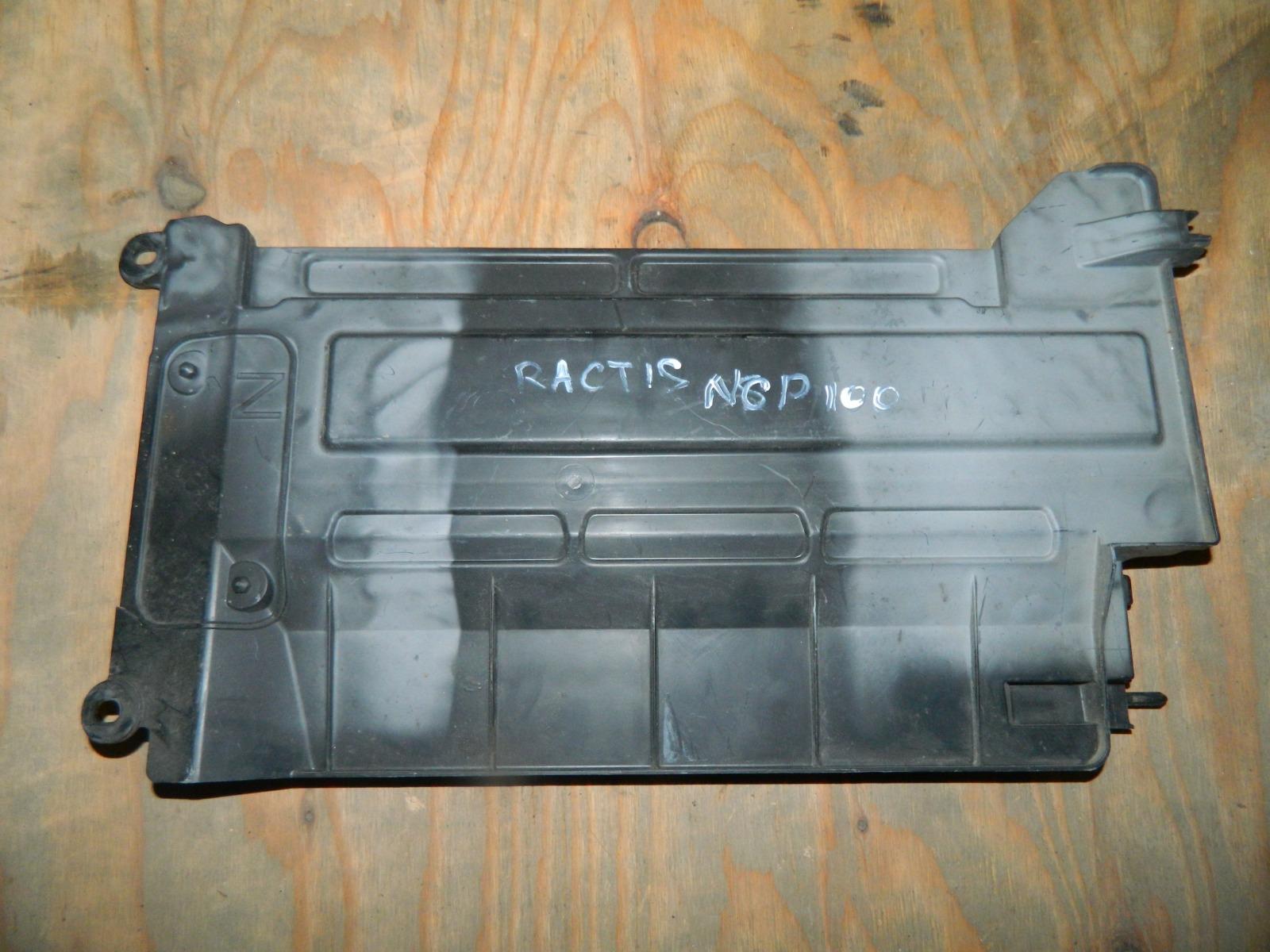 Защита радиатора Toyota Ractis NCP100 (б/у)