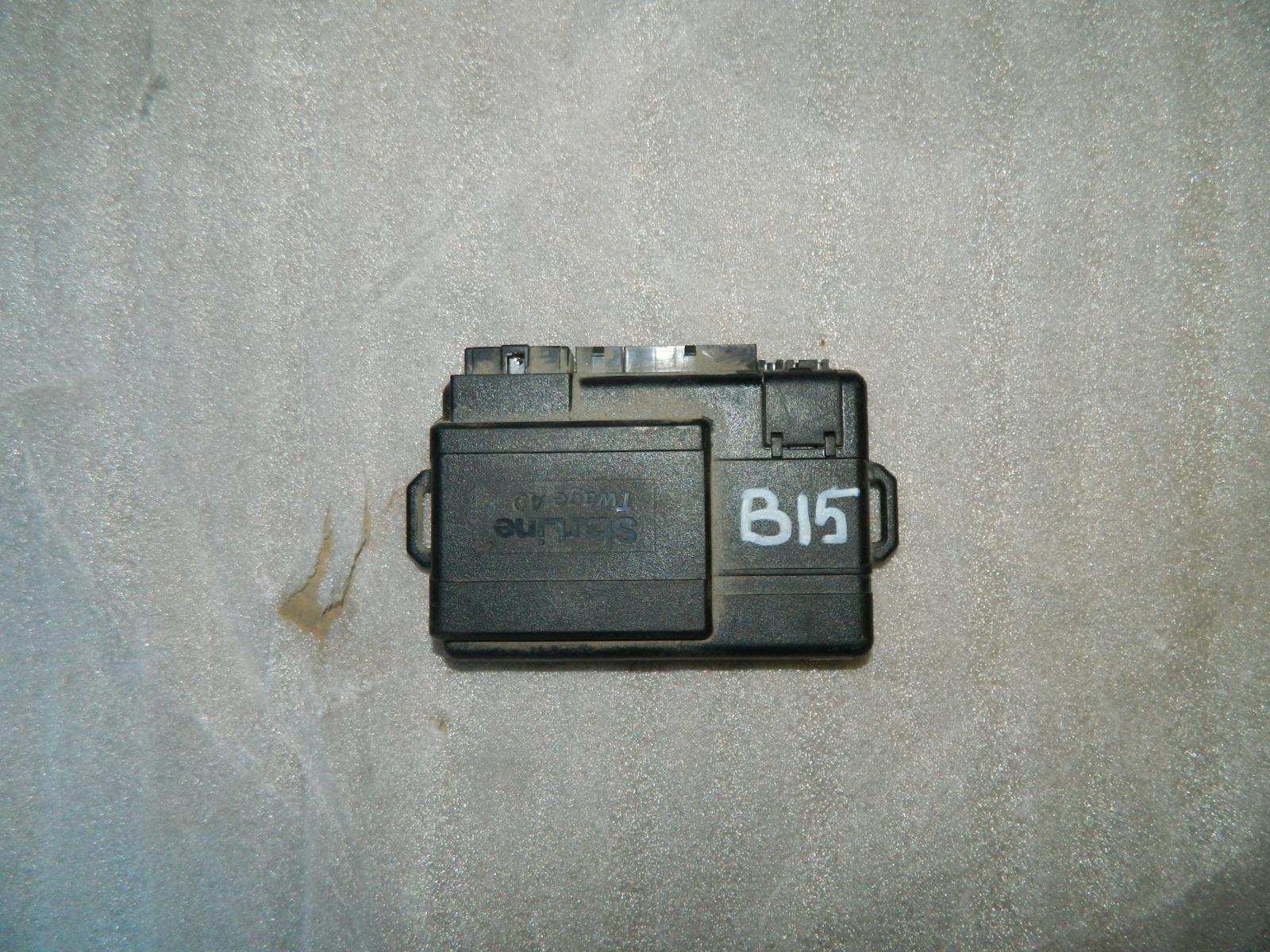 Блок сигнализации STARLINE Nissan Sunny B15 (б/у)