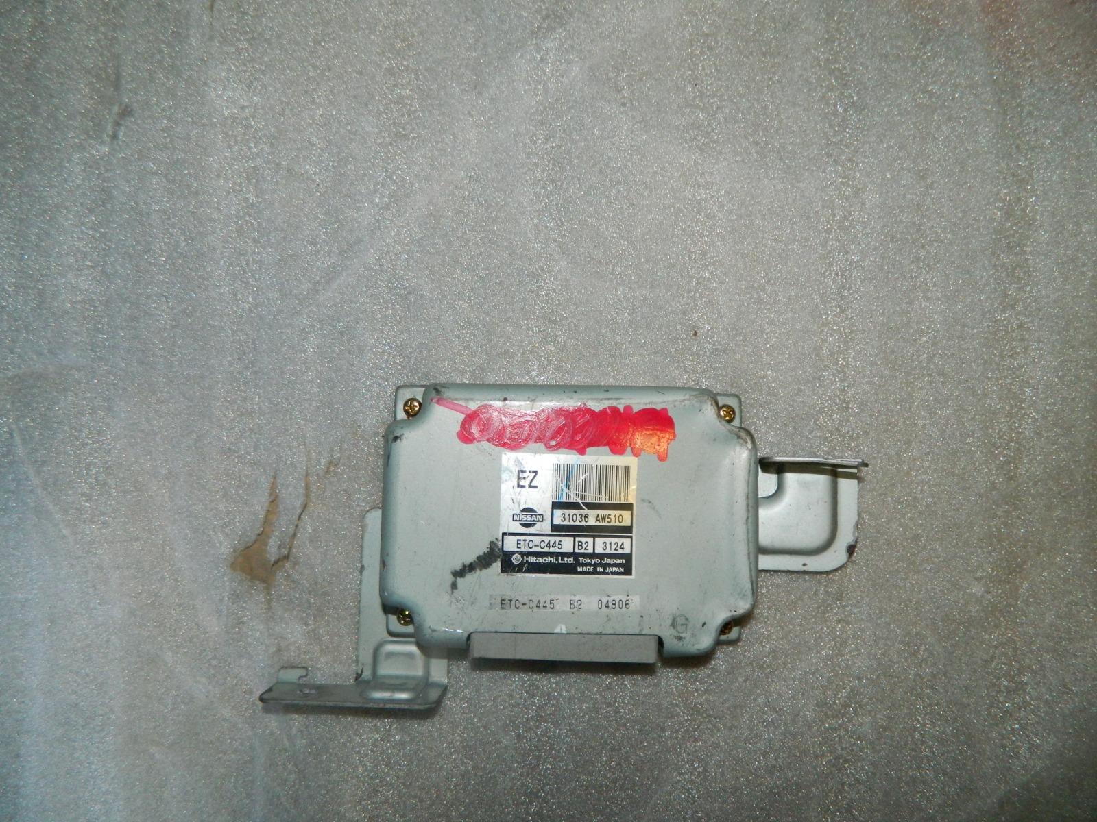 Блок управления акпп Nissan Primera P12 QR20DE (б/у)