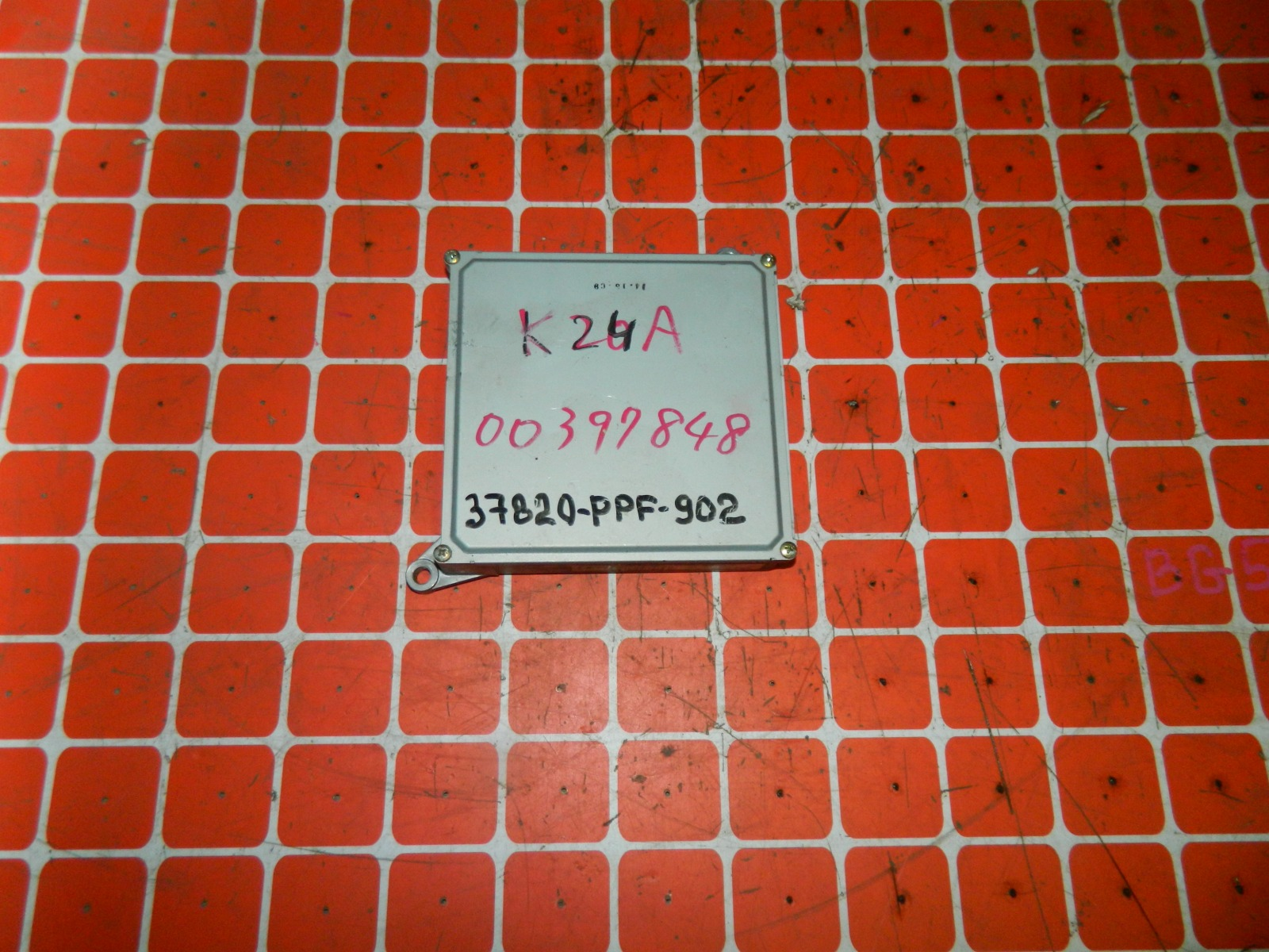 Блок управления двс Honda Stepwagon K24A (б/у)