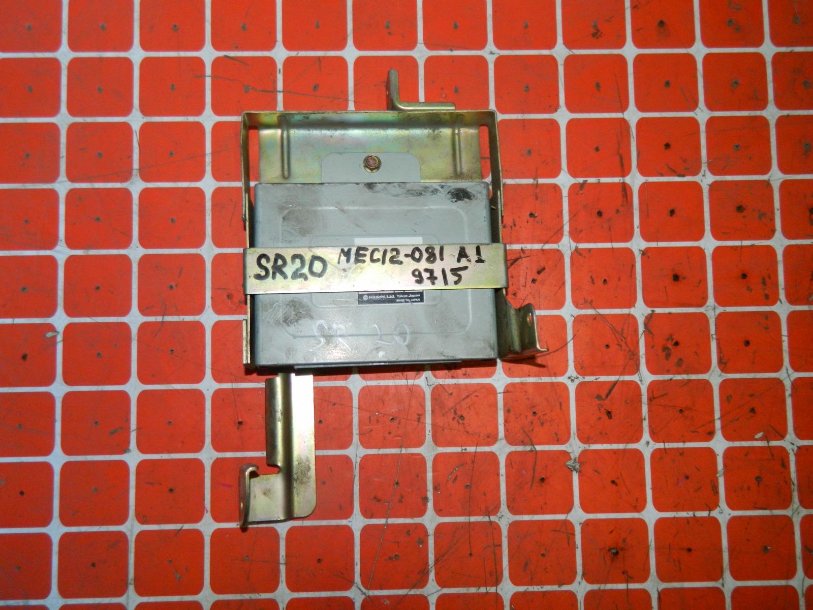 Блок управления двс Nissan Serena C24 SR20 (б/у)