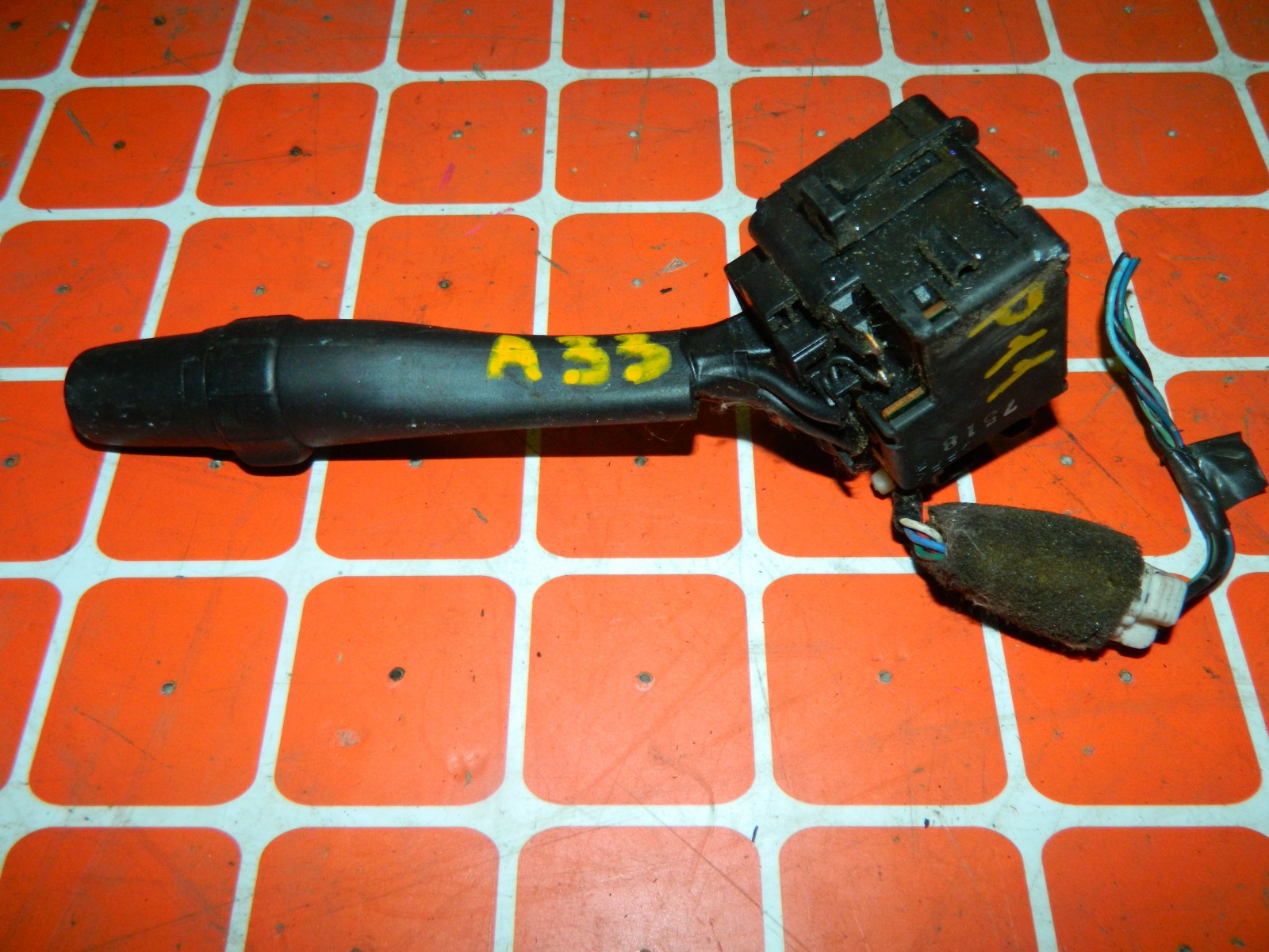 Переключатель света фар Nissan Cefiro A33 (б/у)