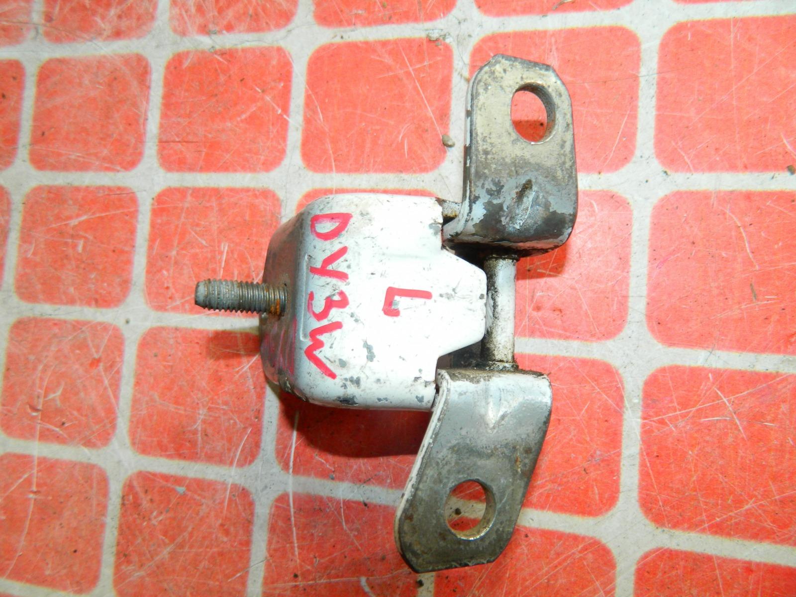 Петля двери Mazda Demio DY3W задняя левая (б/у)