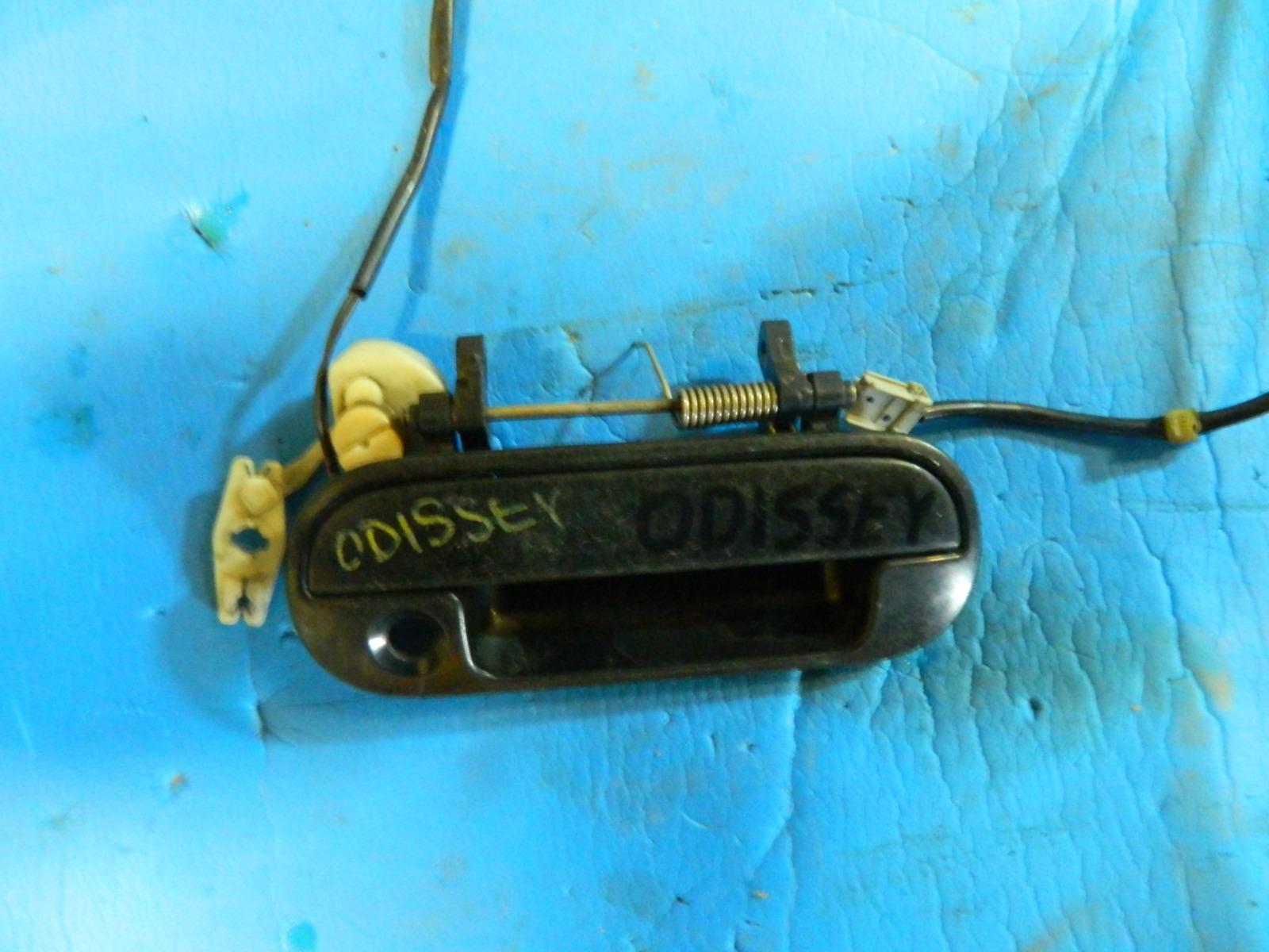 Ручка двери внешняя Honda Odyssey RA1 передняя правая (б/у)