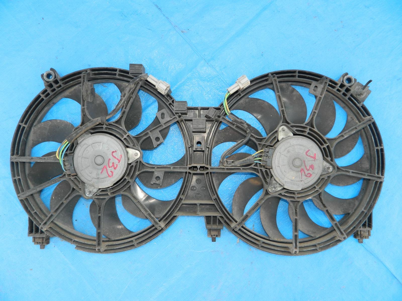 Диффузор радиатора Nissan Teana TNJ32 (б/у)
