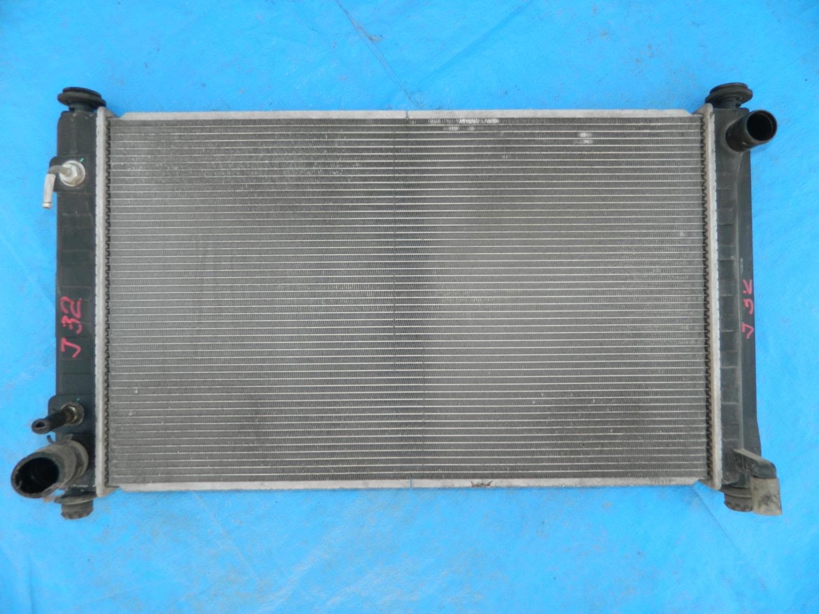 Радиатор двс Nissan Teana TNJ32 (б/у)