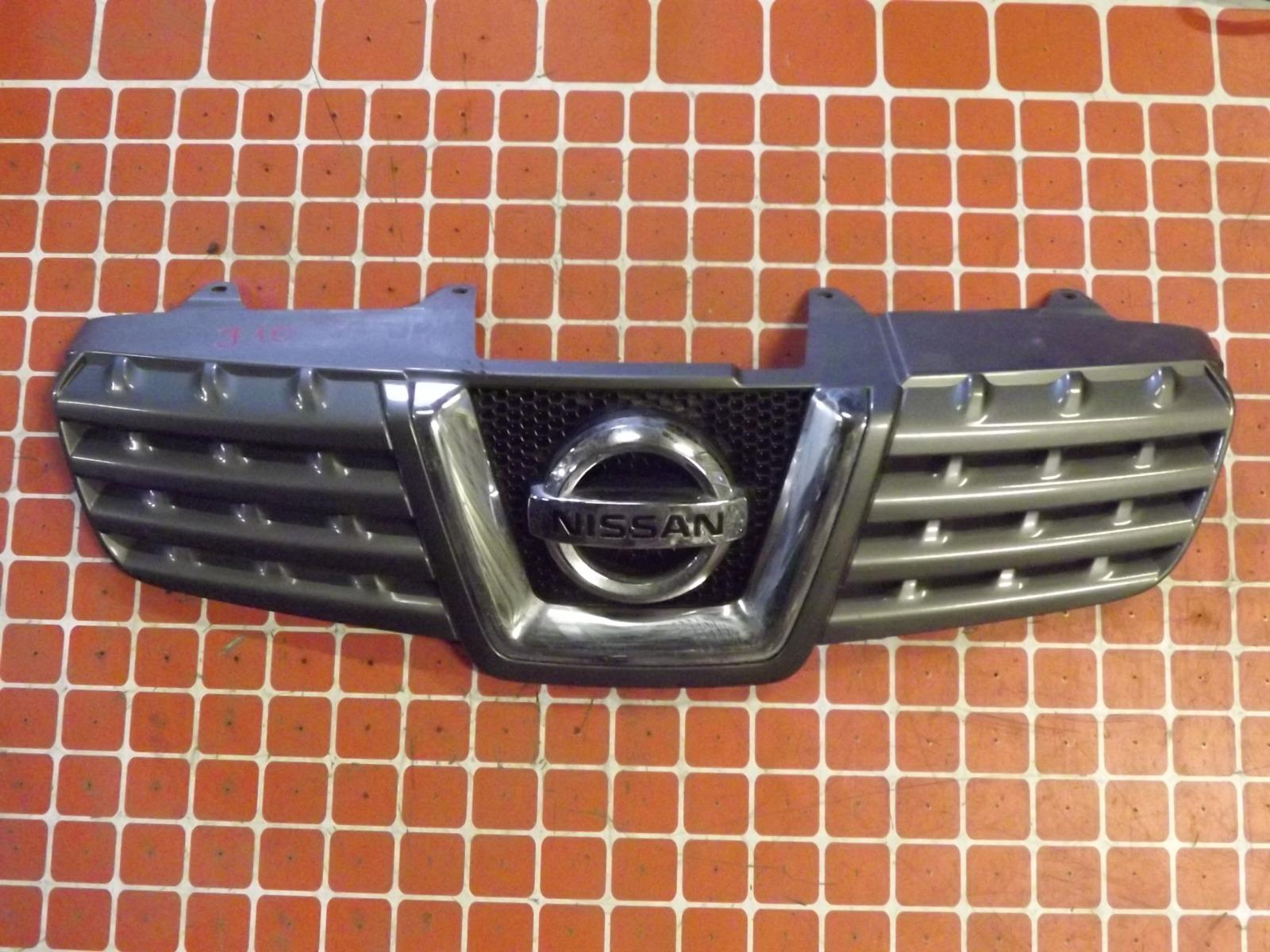 Решетка радиатора Nissan Dualis KJ10 (б/у)