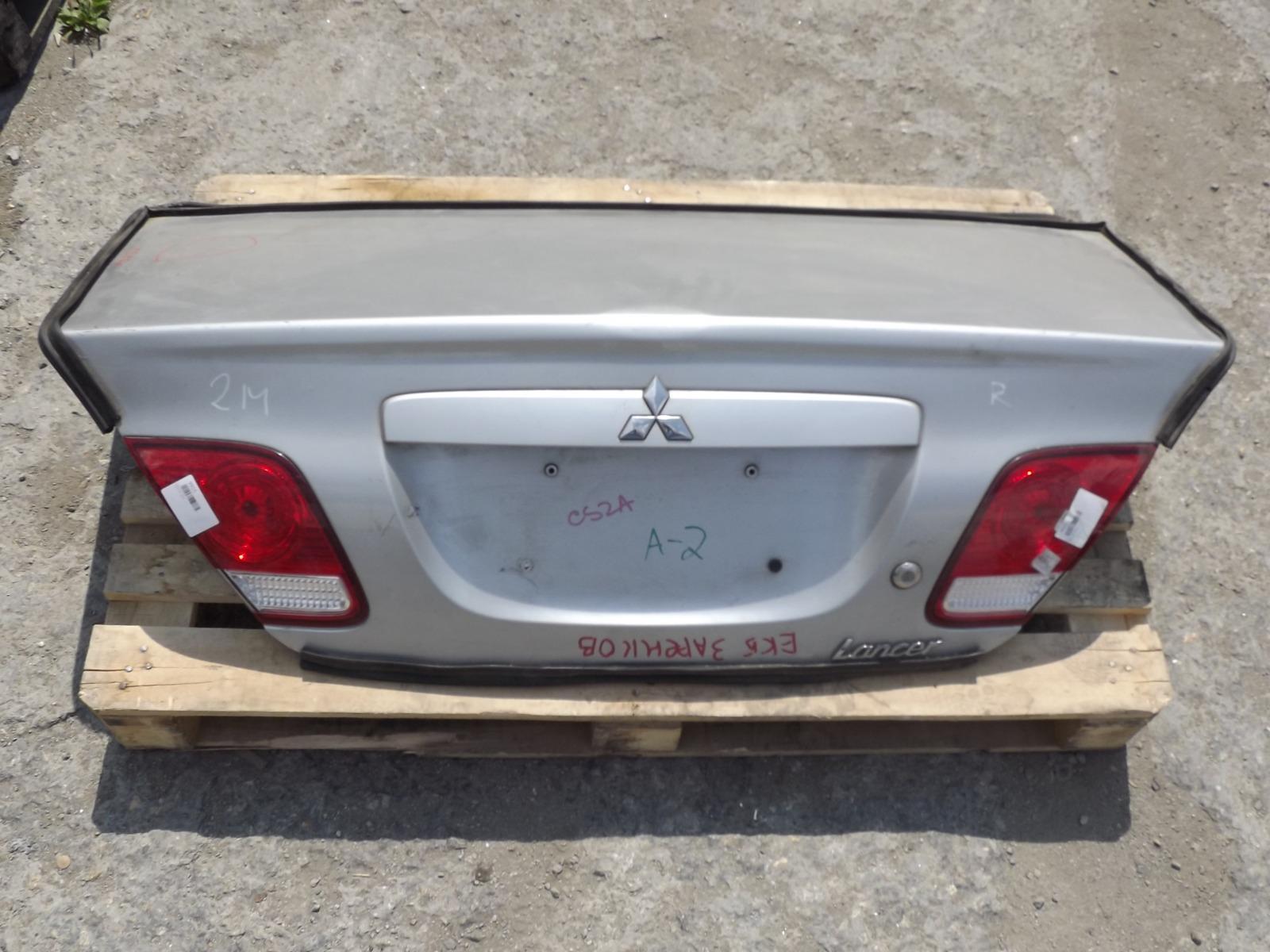 Крышка багажника Mitsubishi Lancer CS2A (б/у)