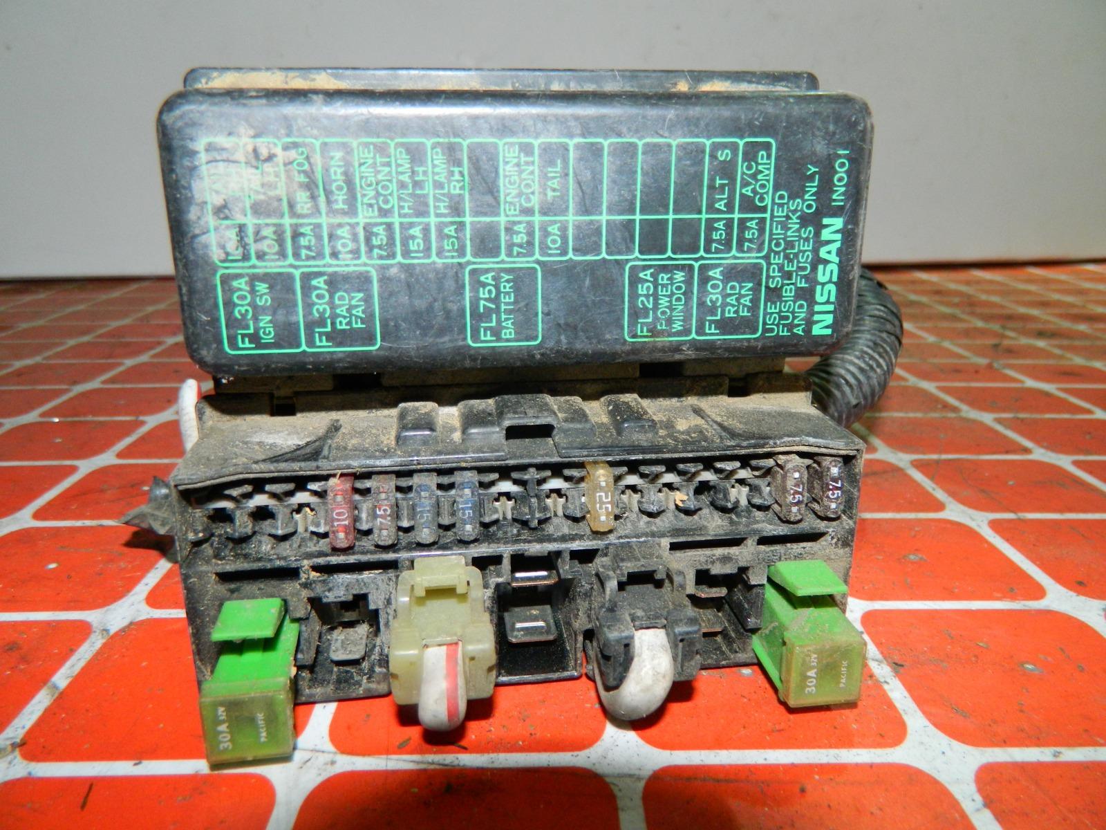 Блок предохранителей Nissan Pulsar FN15 (б/у)