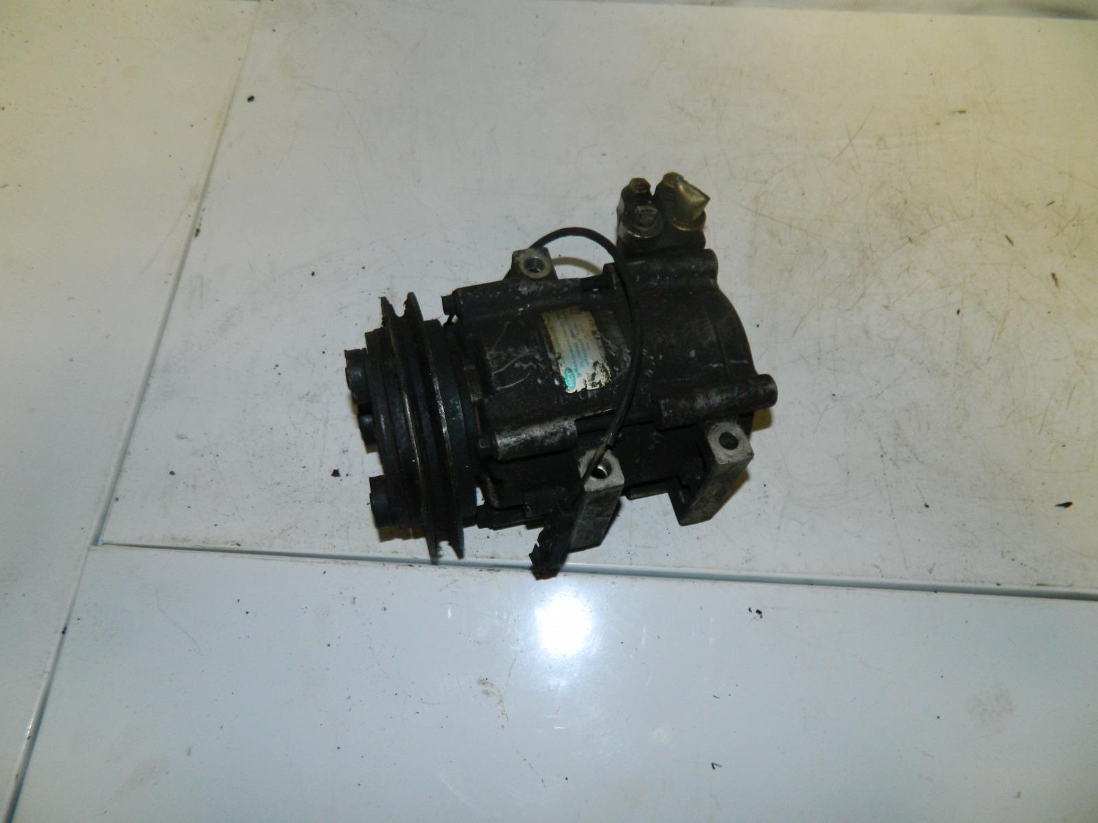 Компрессор кондиционера Hyundai Galloper D4BA (б/у)