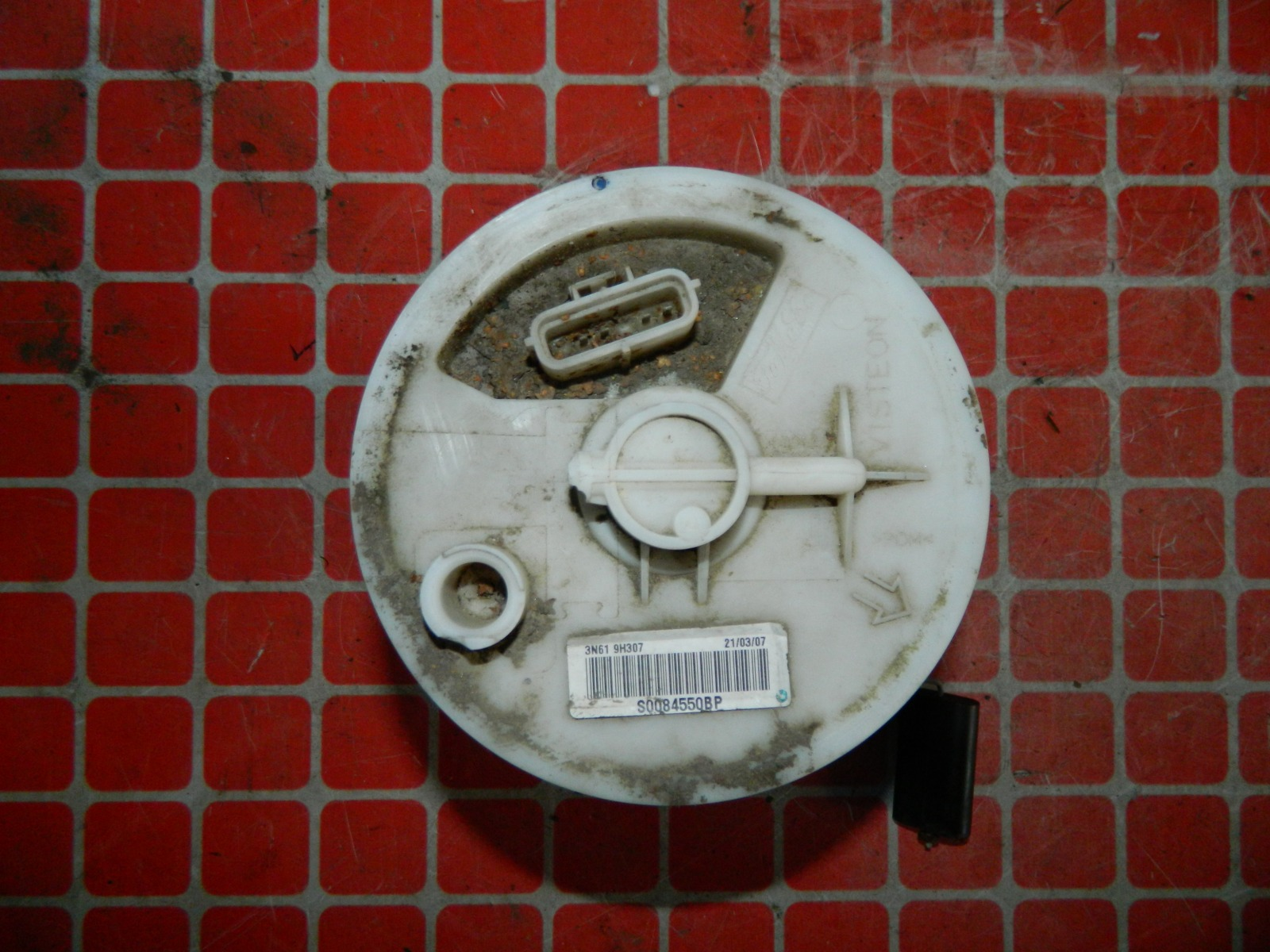 Топливный насос Mazda 3 BK (б/у)