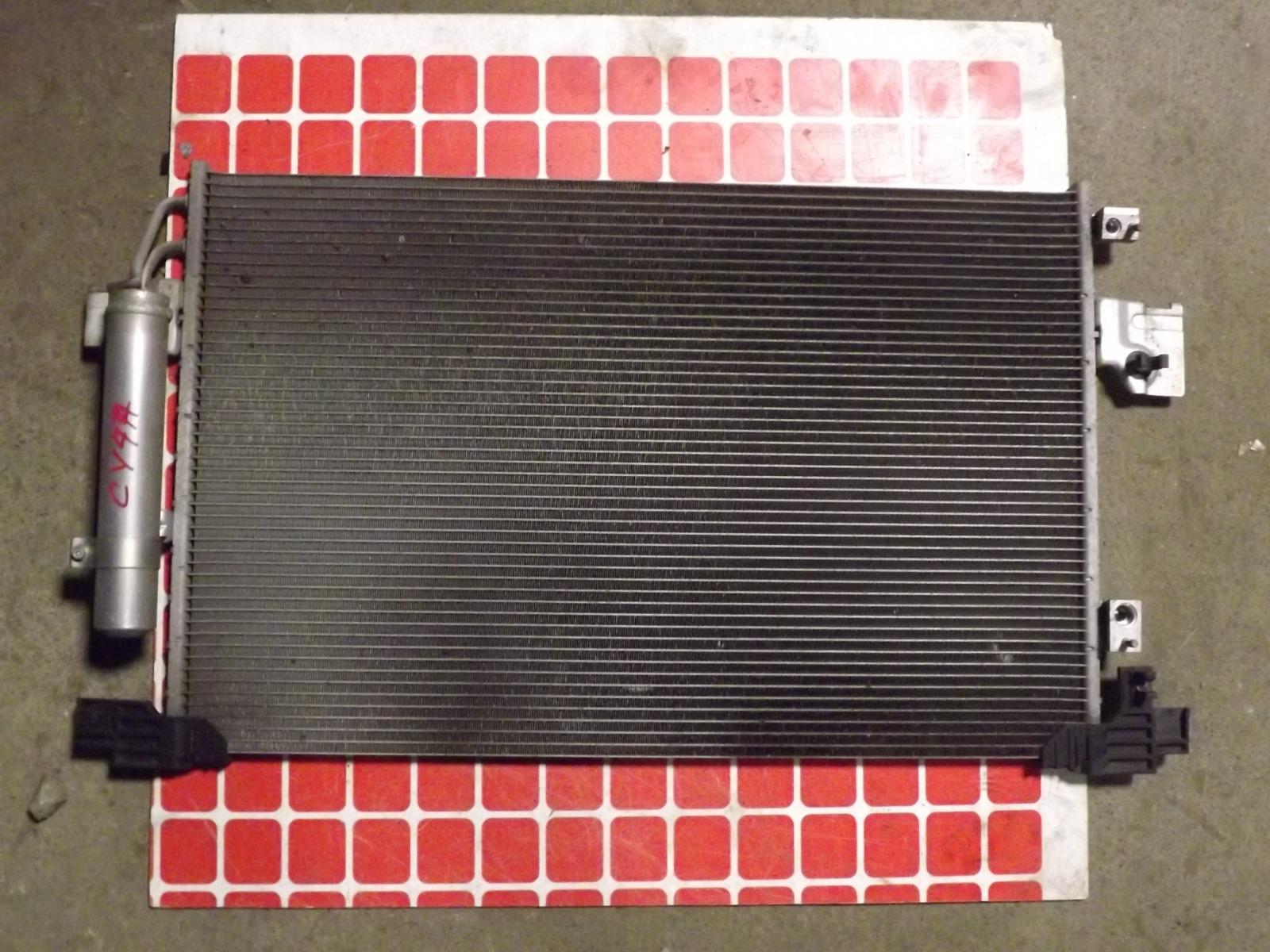 Радиатор кондиционера Mitsubishi Lancer X CY4A (б/у)