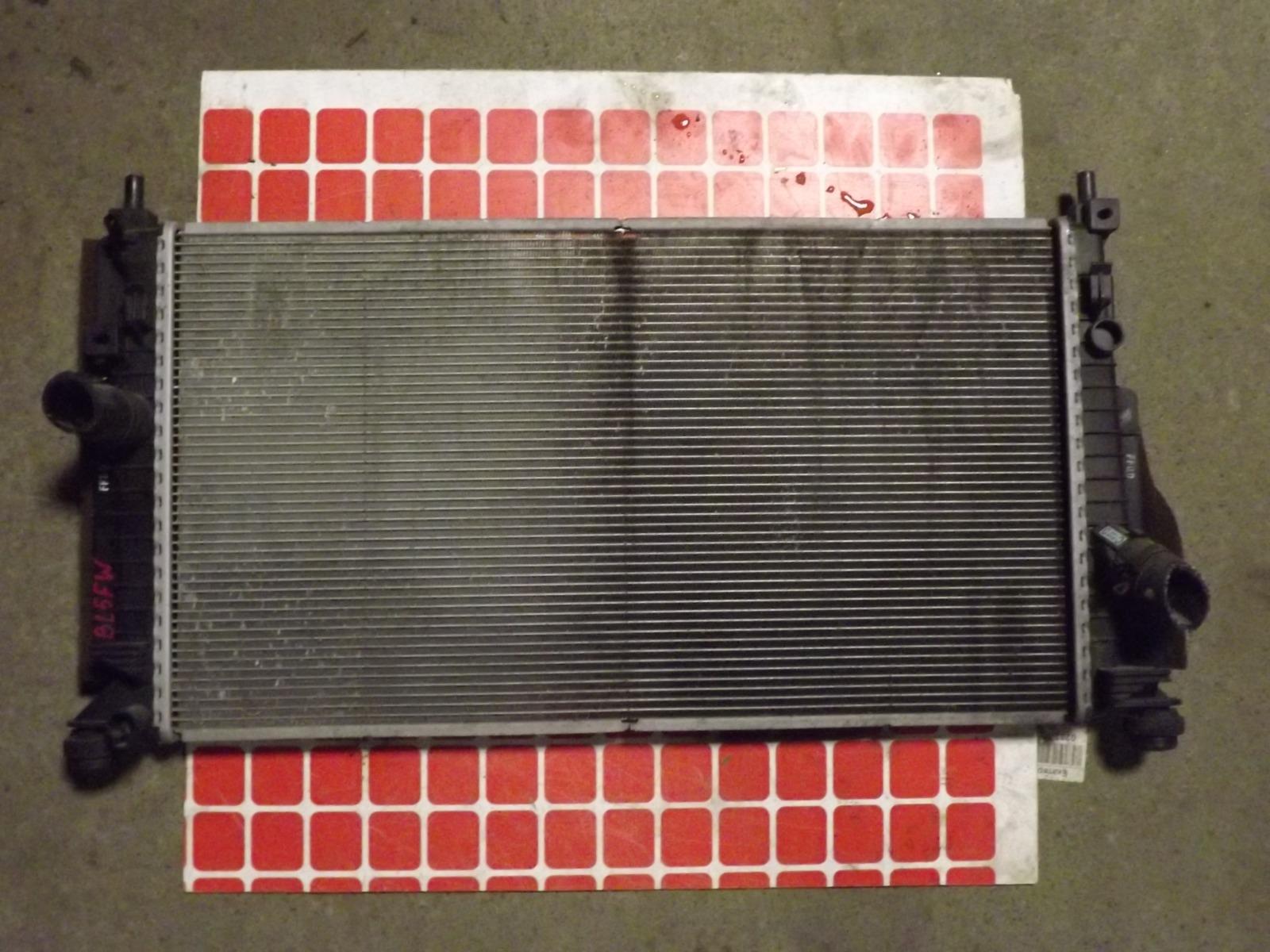 Радиатор двс Mazda Axela BL5FW (б/у)