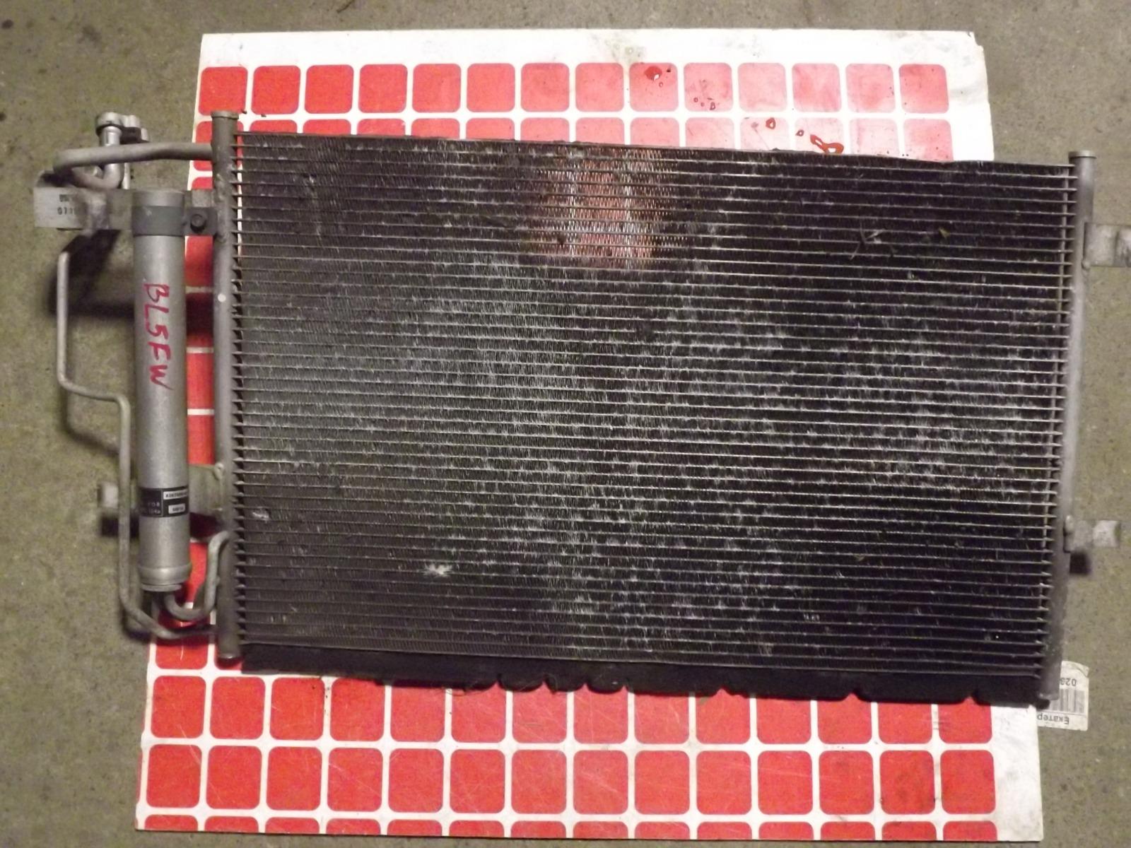Радиатор кондиционера Mazda Axela BL5FW (б/у)