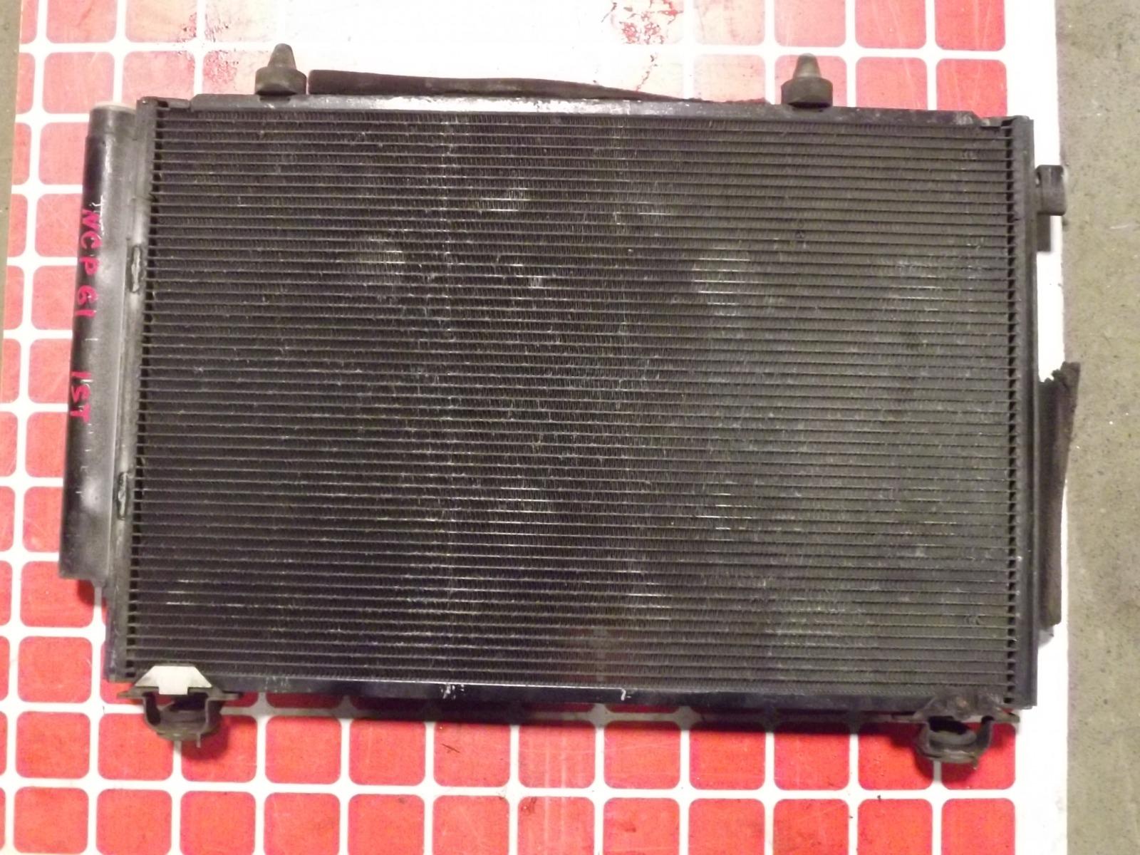 Радиатор кондиционера Toyota Ist NCP61 (б/у)