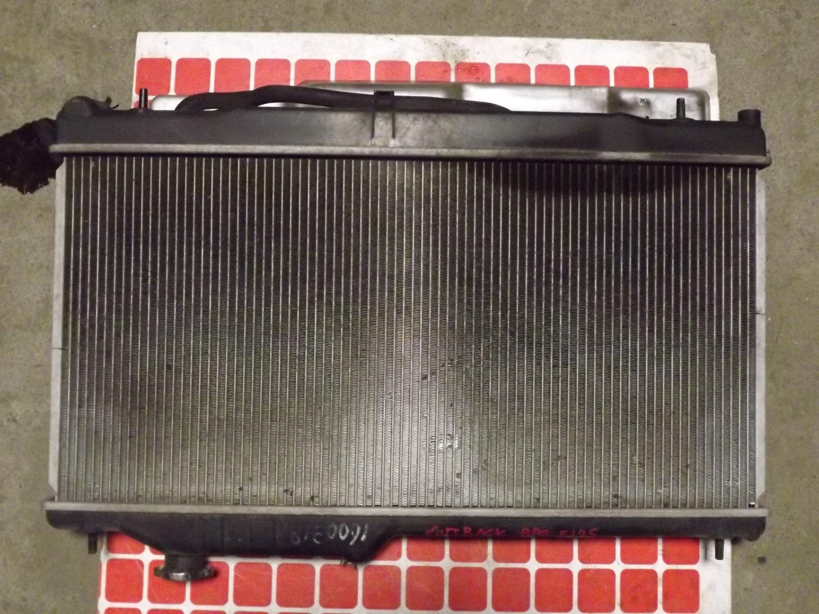Радиатор двс Subaru Outback BP9 (б/у)