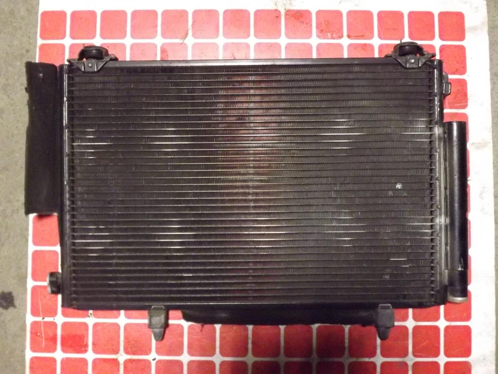 Радиатор кондиционера Toyota Platz NCP12 (б/у)