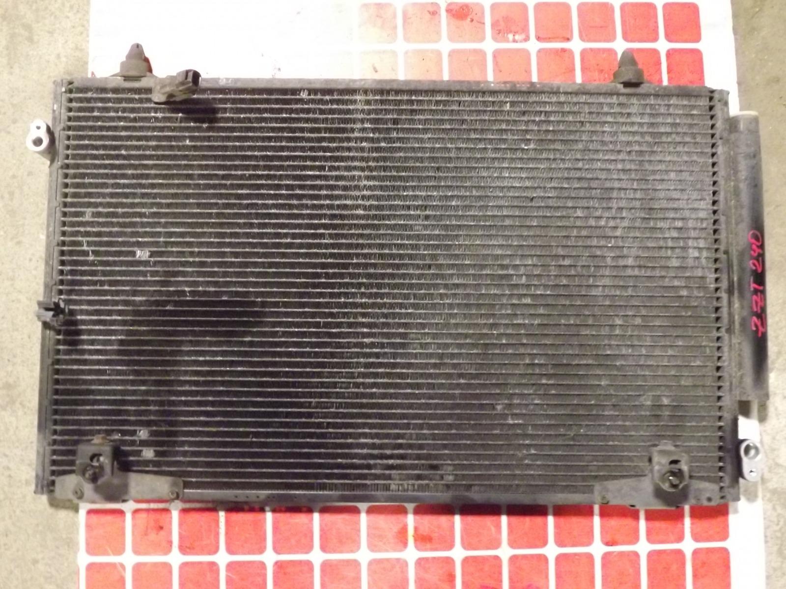 Радиатор кондиционера Toyota Allion ZZT240 (б/у)