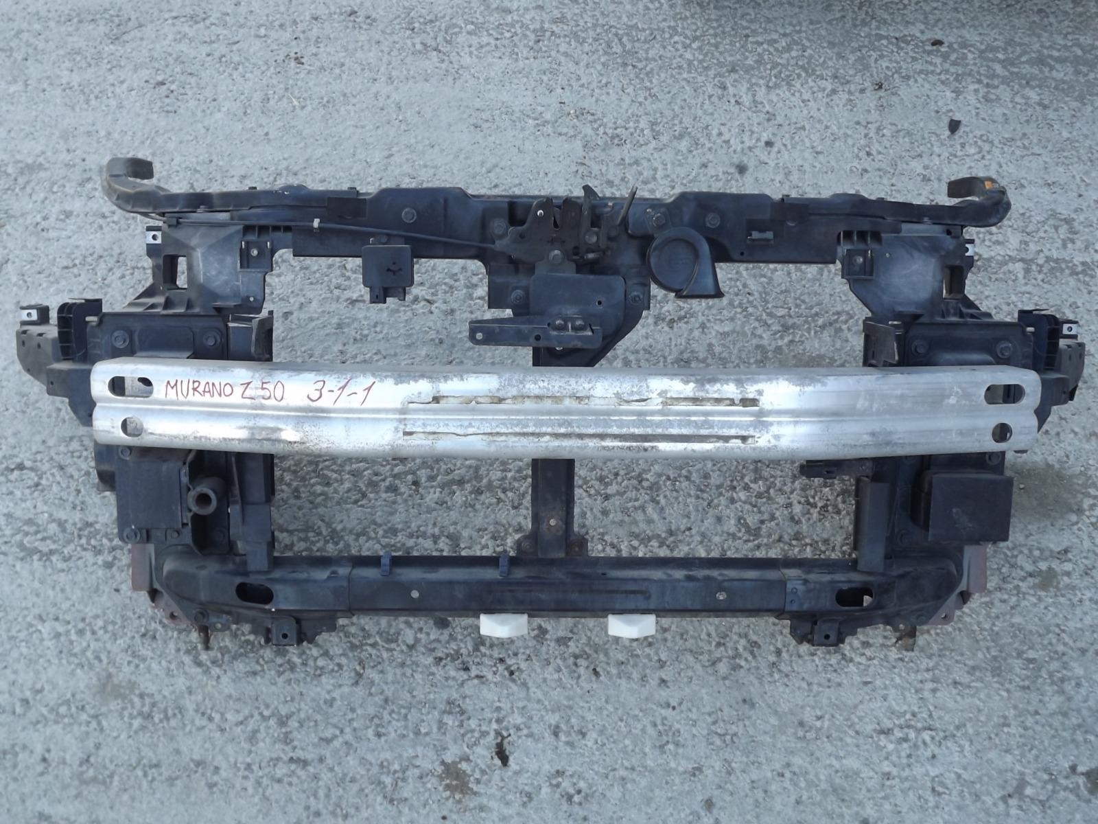 Рамка радиатора Nissan Murano PNZ50 (б/у)