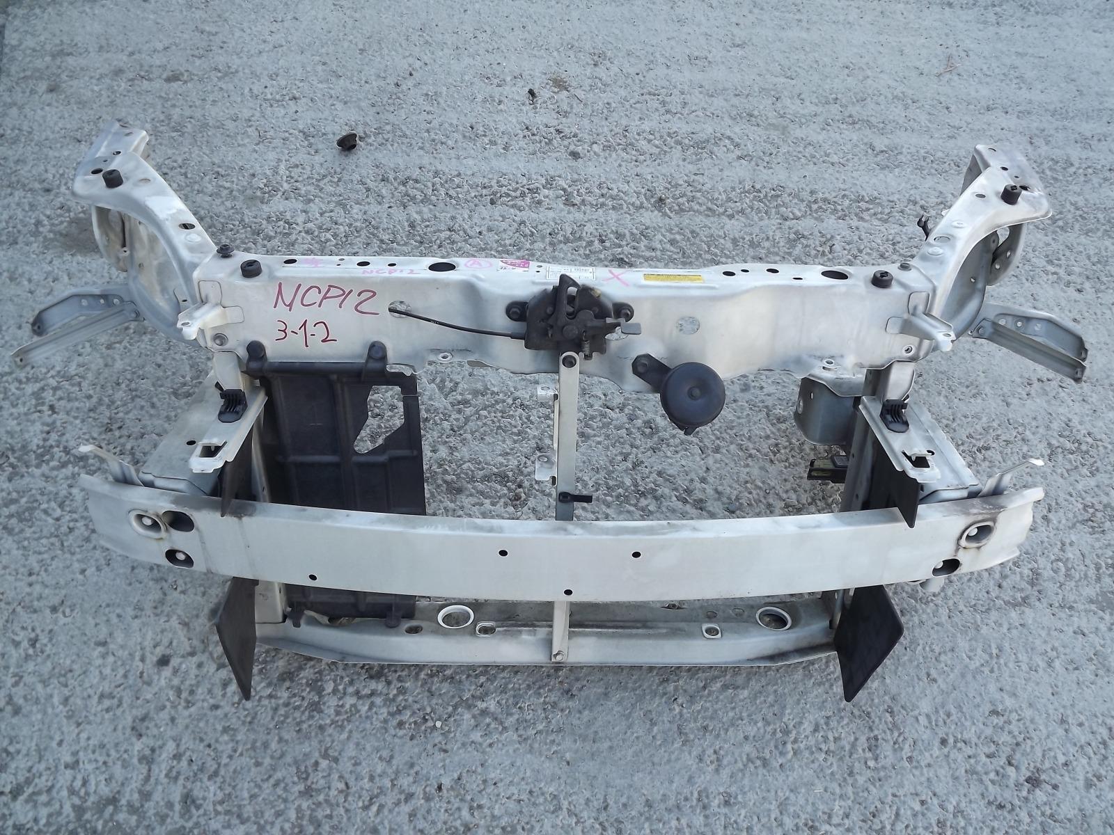 Рамка радиатора Toyota Platz NCP12 (б/у)