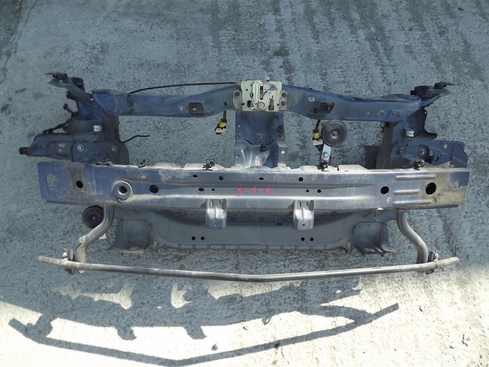 Рамка радиатора Mitsubishi Galant Fortis.lancer X CY4A (б/у)