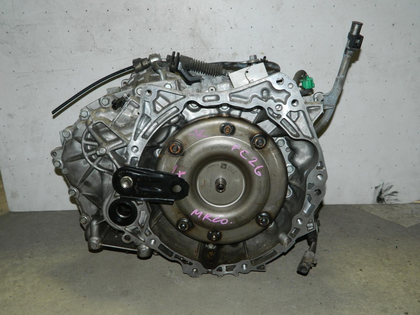 Акпп Nissan Serena FC26 MR20DD (б/у)
