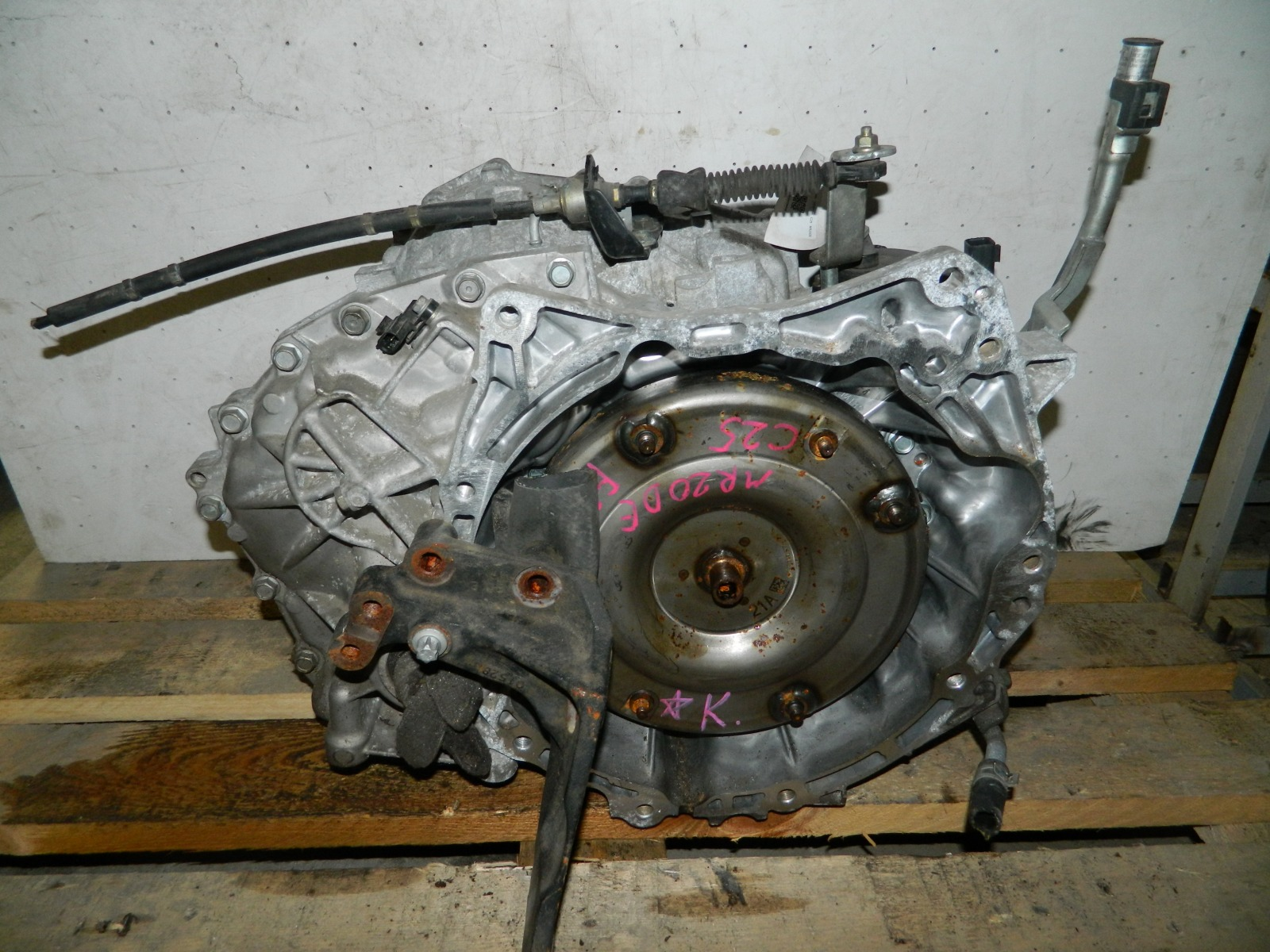 Акпп Nissan Serena C25 MR20DE (б/у)