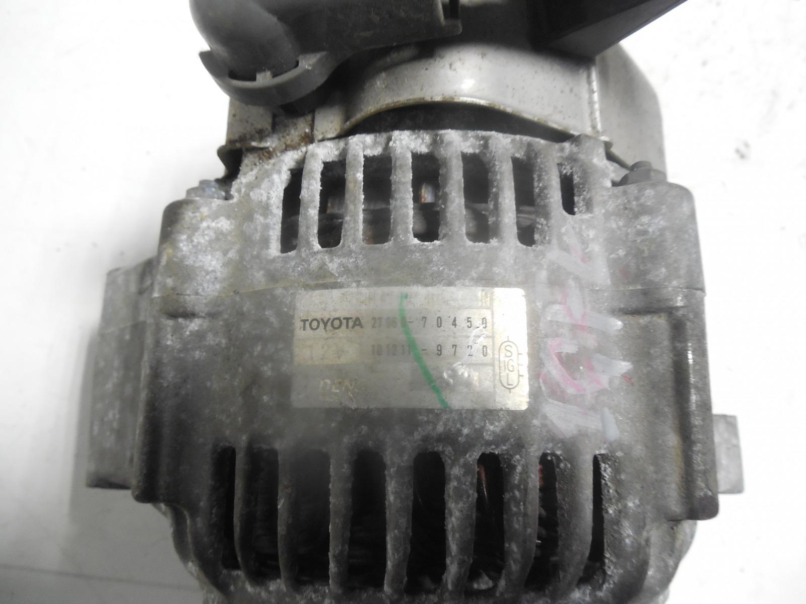 Генератор Toyota Mark Ii GX100 1G-FE 2000 (б/у)