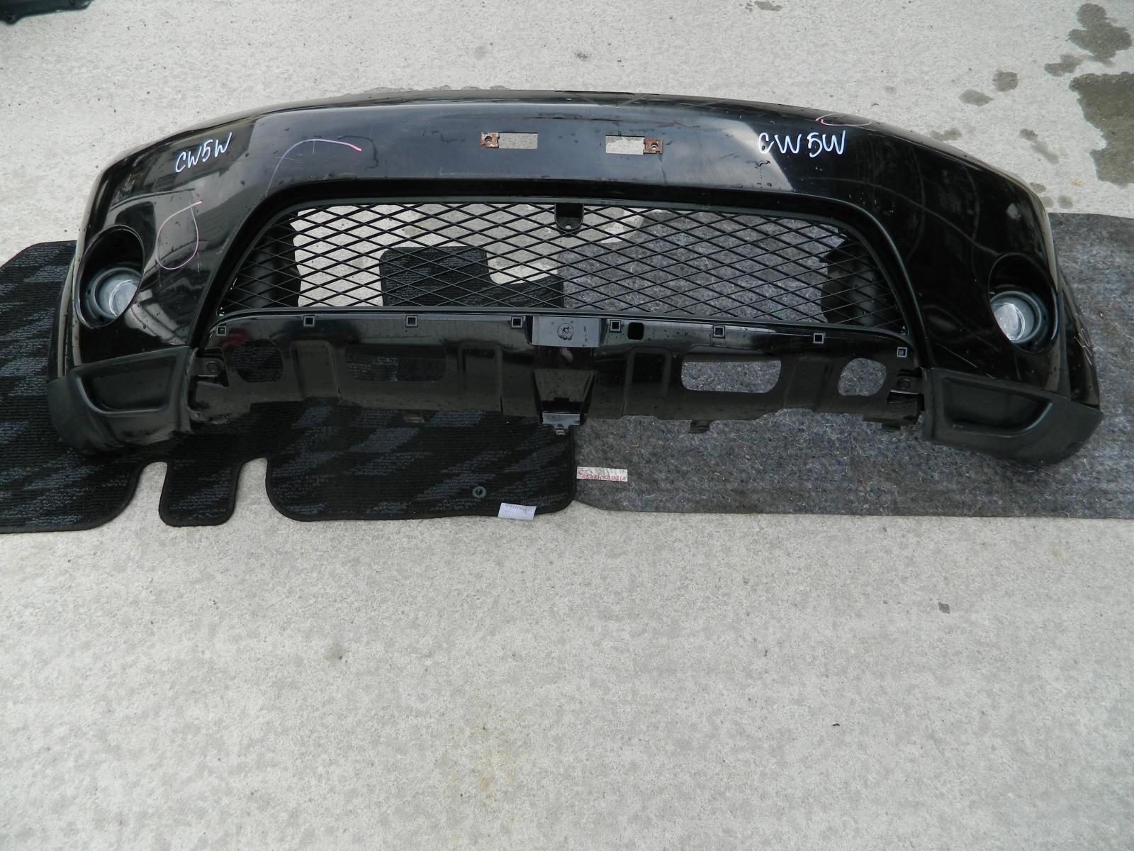 Бампер Mitsubishi Outlander CW5W передний (б/у)
