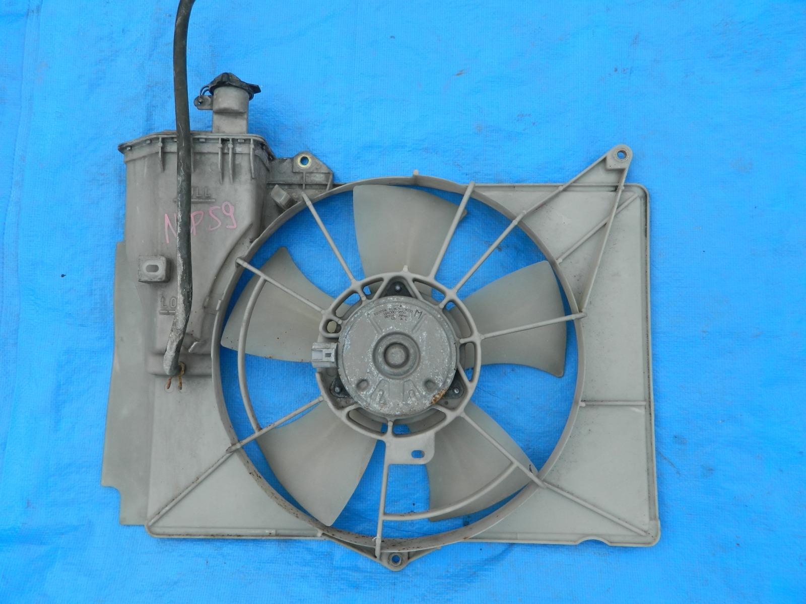 Диффузор радиатора Toyota Probox NCP59 (б/у)