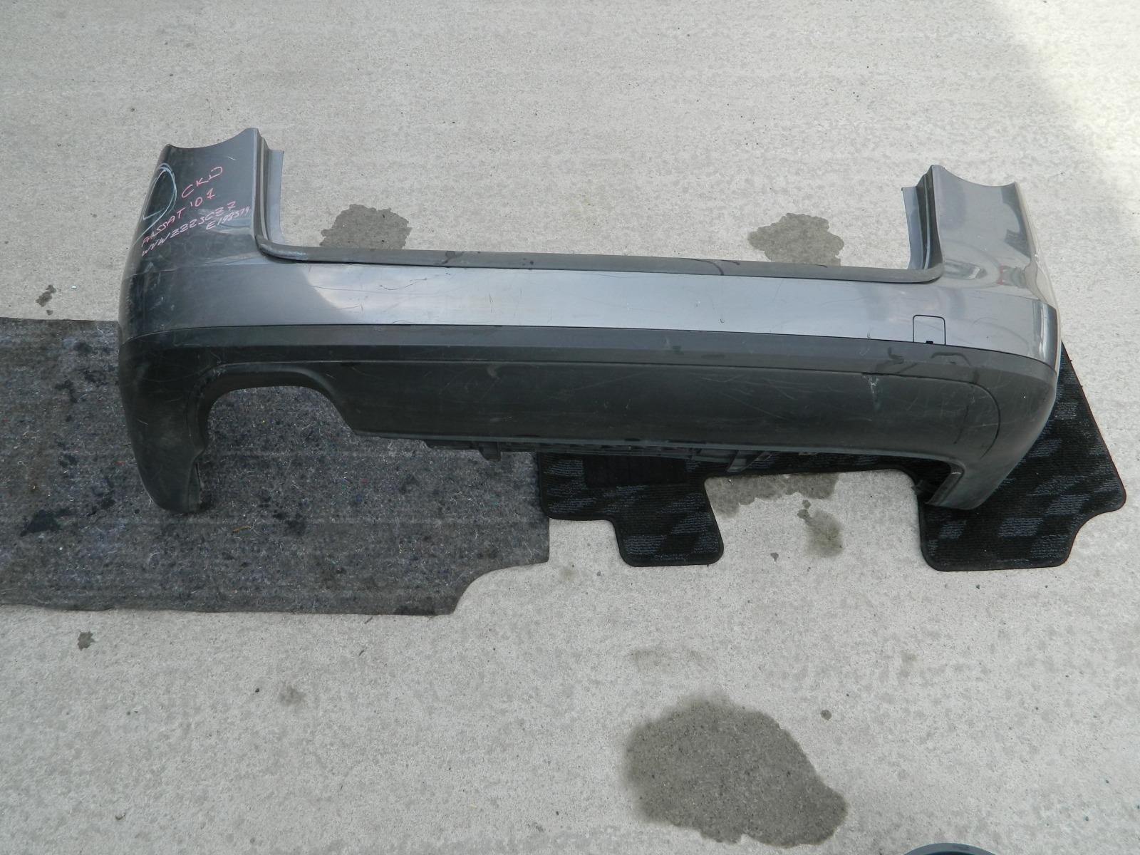 Бампер Volkswagen Passat 3C задний (б/у)