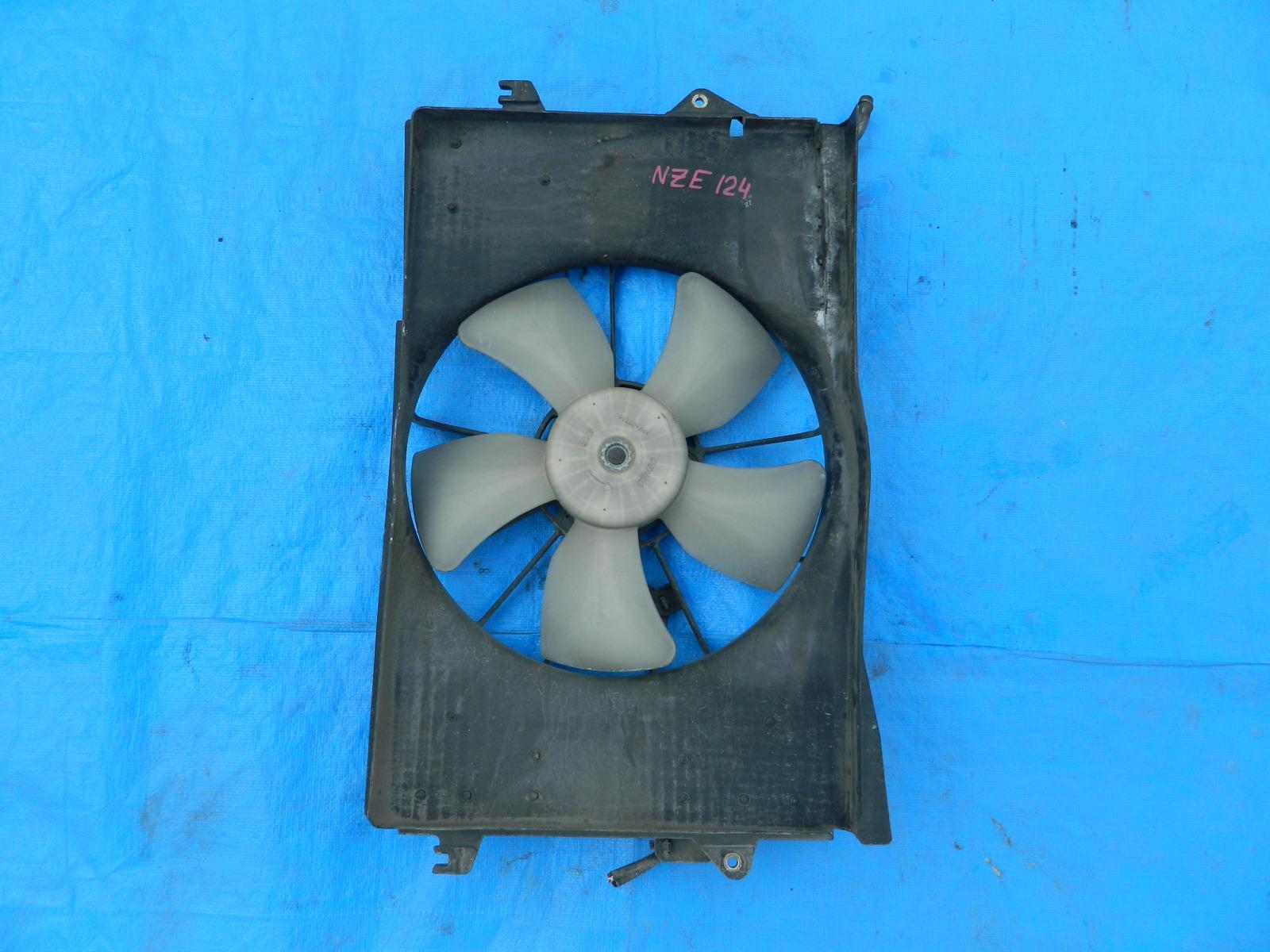 Диффузор радиатора Toyota Corolla Fielder NZE124 (б/у)