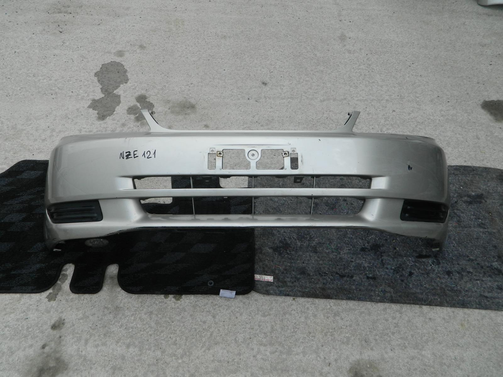 Бампер Toyota Corolla Fielder NZE124 передний (б/у)