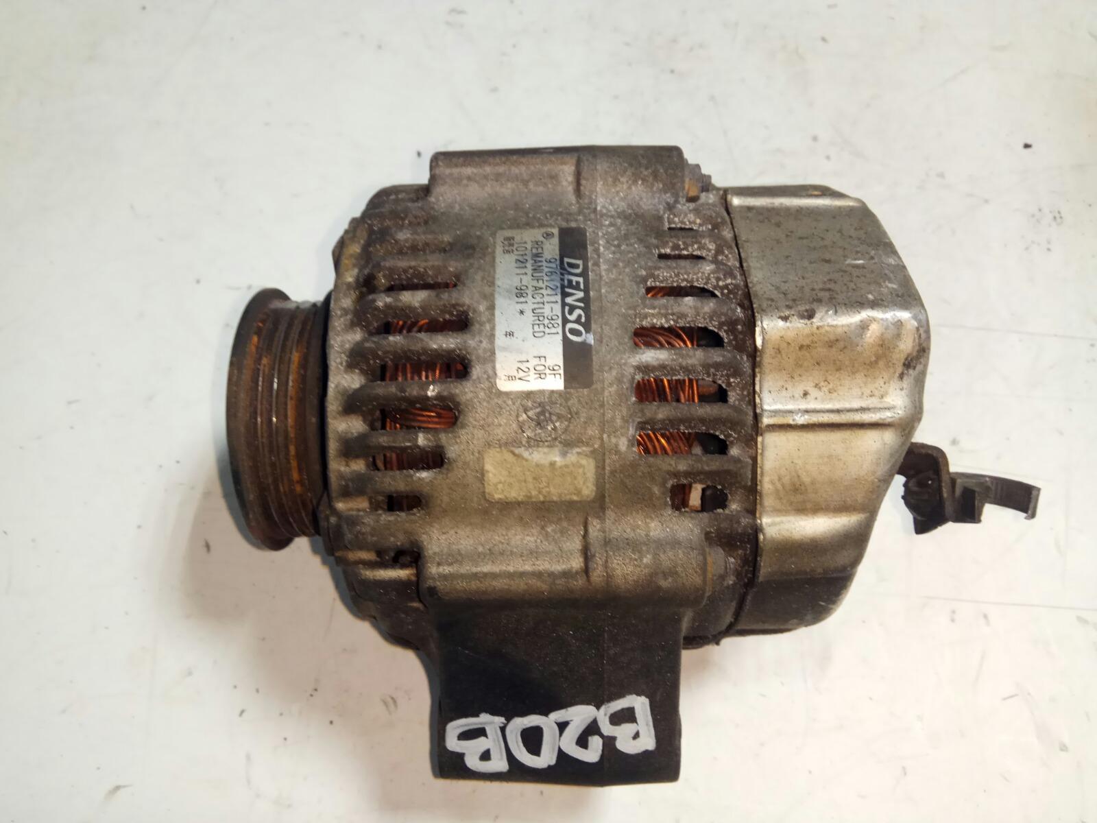 Генератор Honda Cr-V RD1 B20B (б/у)
