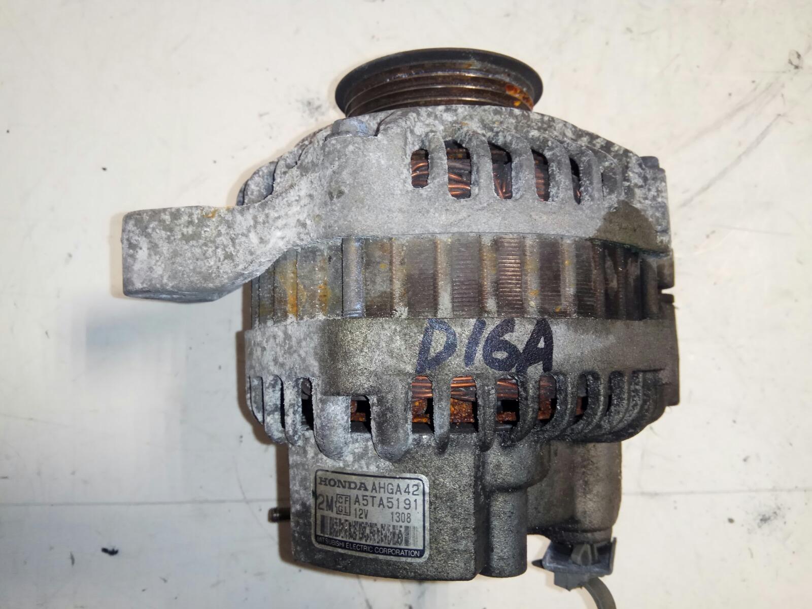 Генератор Honda Hr-V GH3 D16A (б/у)