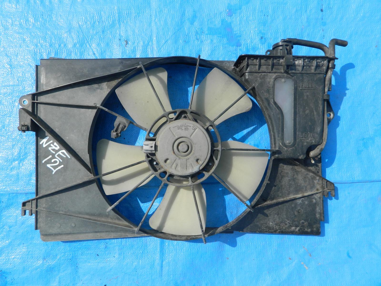 Диффузор радиатора Toyota Corolla Fielder NZE121 (б/у)