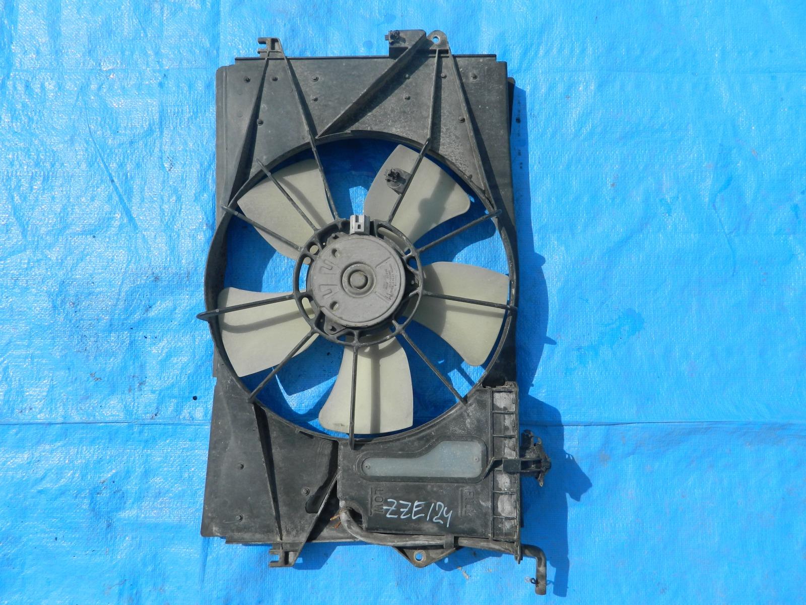 Диффузор радиатора Toyota Corolla Fielder ZZE124 (б/у)