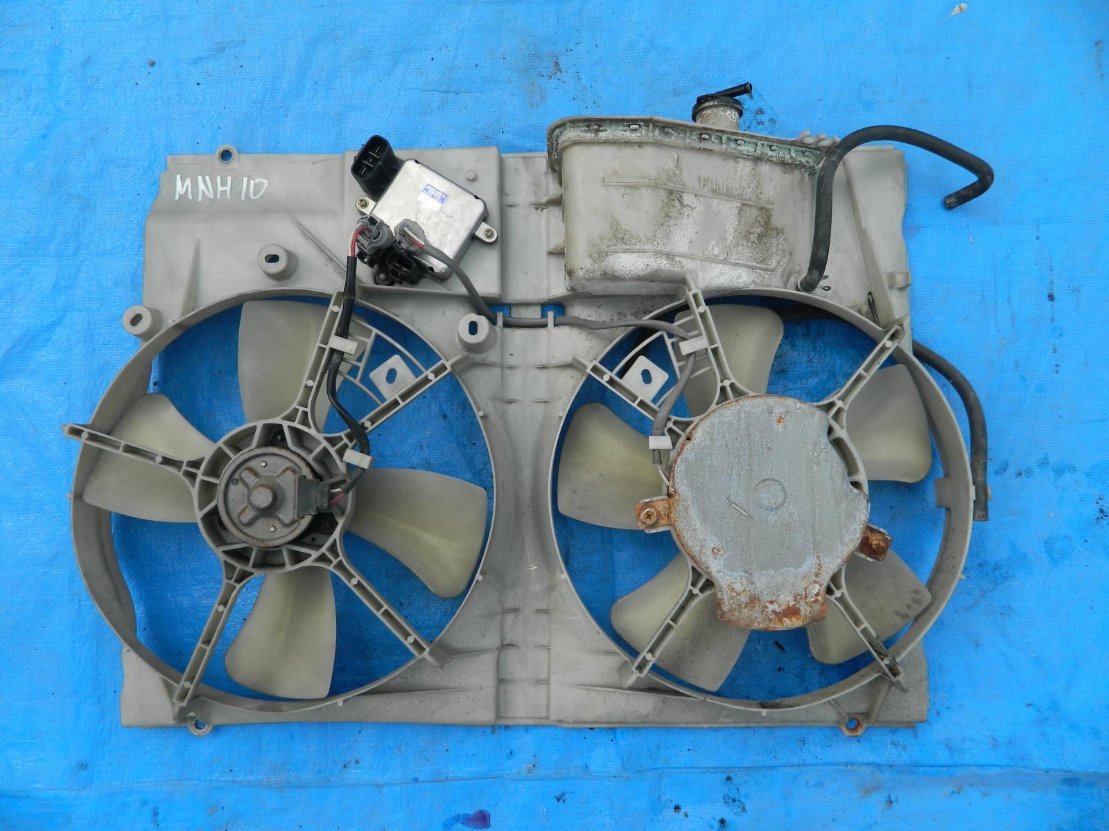 Диффузор радиатора Toyota Alphard MNH10 (б/у)