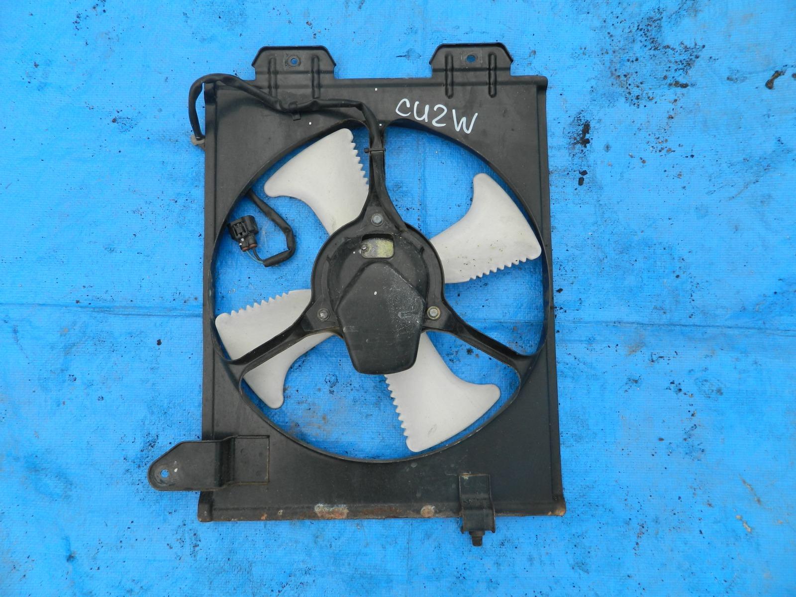 Диффузор радиатора Mitsubishi Airtrek CU2W (б/у)