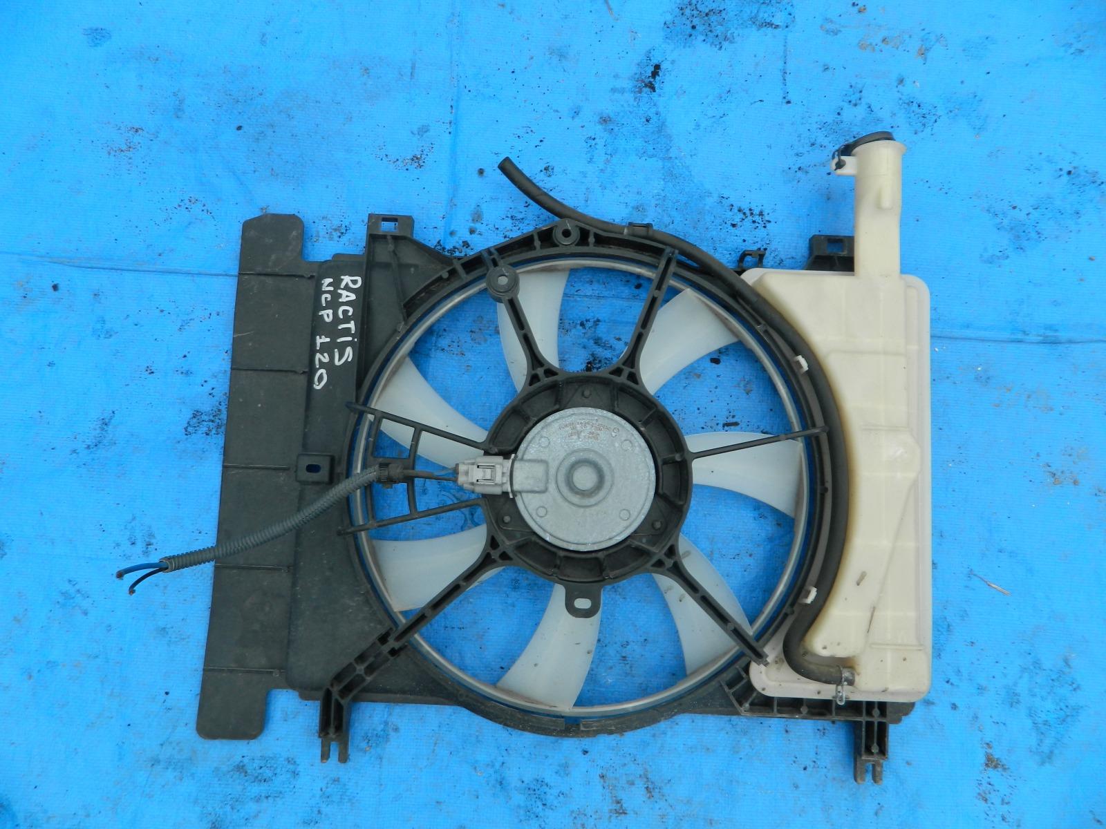 Диффузор радиатора Toyota Ractis NCP120 (б/у)