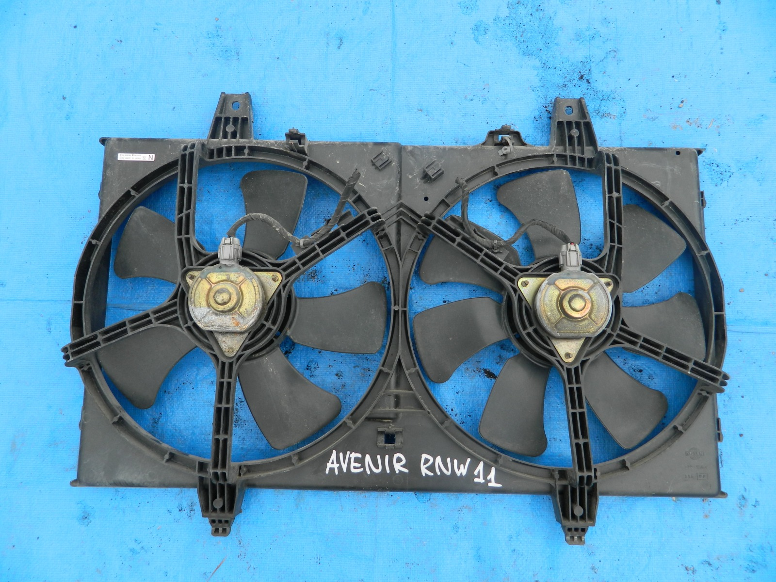 Диффузор радиатора Nissan Avenir RNW11 (б/у)