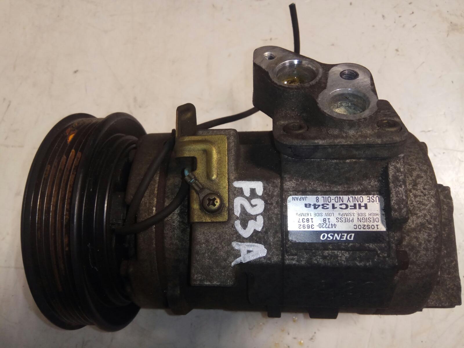 Компрессор кондиционера Honda Odyssey RA7 F23A (б/у)