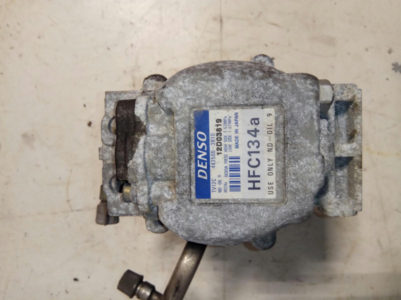 Компрессор кондиционера Subaru Legacy BH5 EJ202 (б/у)