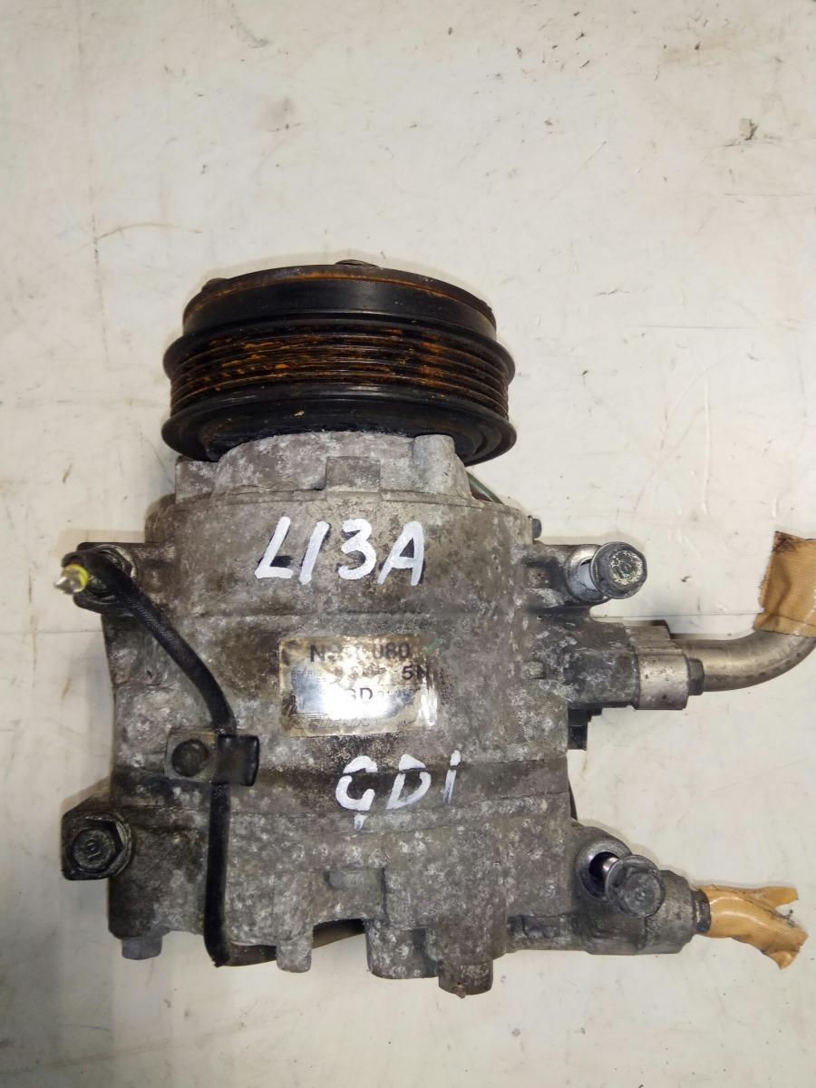 Компрессор кондиционера Honda Fit GD1 L13A (б/у)
