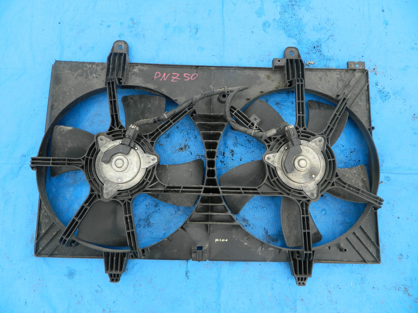 Диффузор радиатора Nissan Murano PNZ50 (б/у)