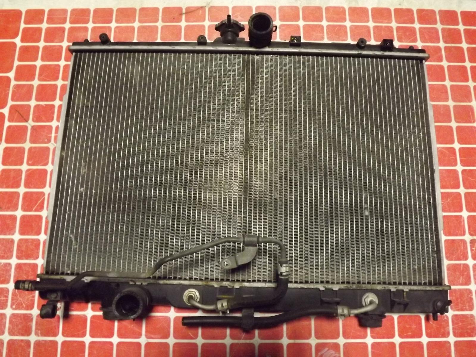 Радиатор двс Mitsubishi Airtrek CU2W 4G63T (б/у)