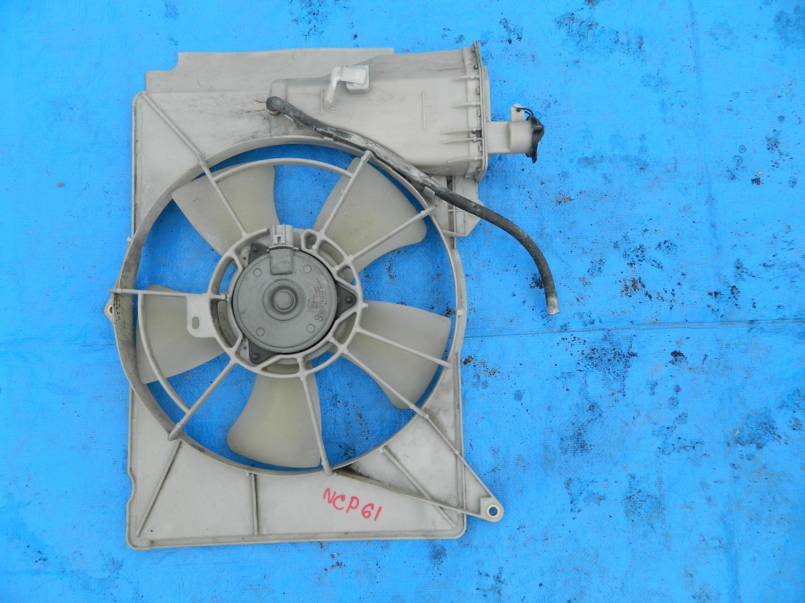 Диффузор радиатора Toyota Ist NCP61 (б/у)