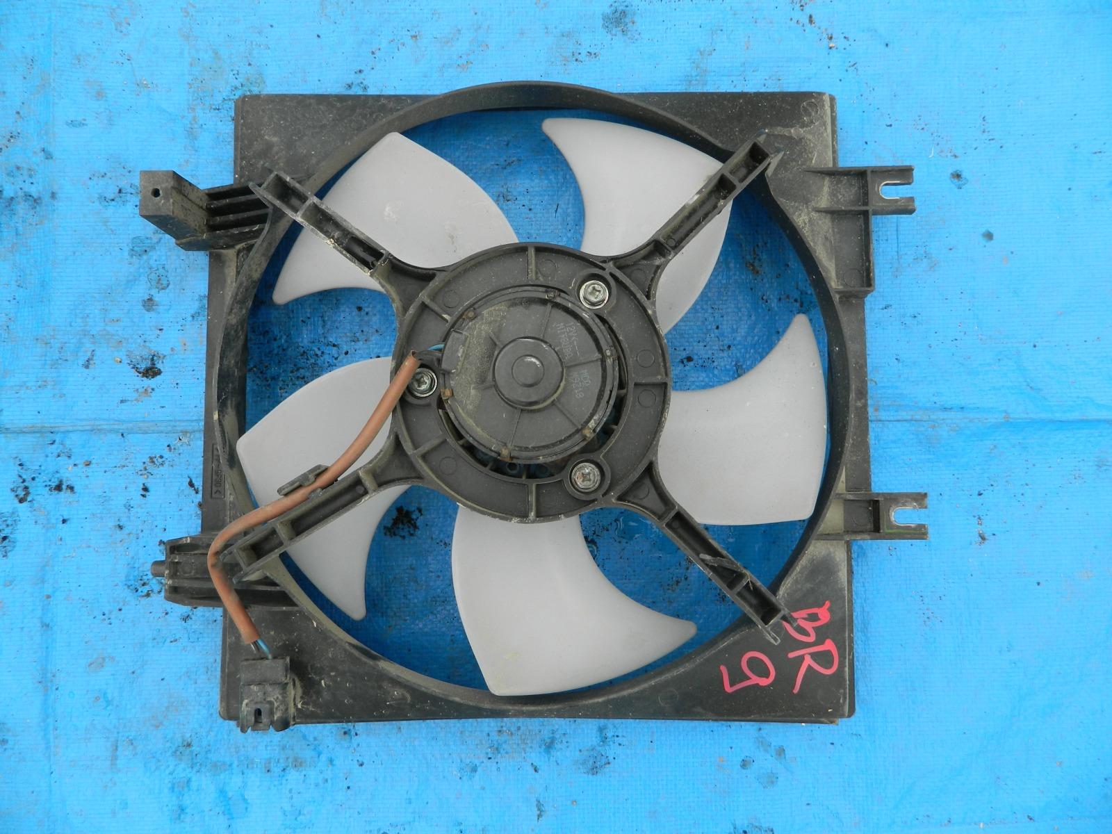 Диффузор радиатора Subaru Legacy BR9 (б/у)